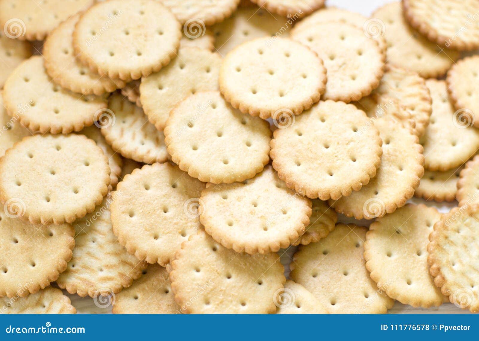 Modello del biscotto fondo culinario, pasticceria fresca