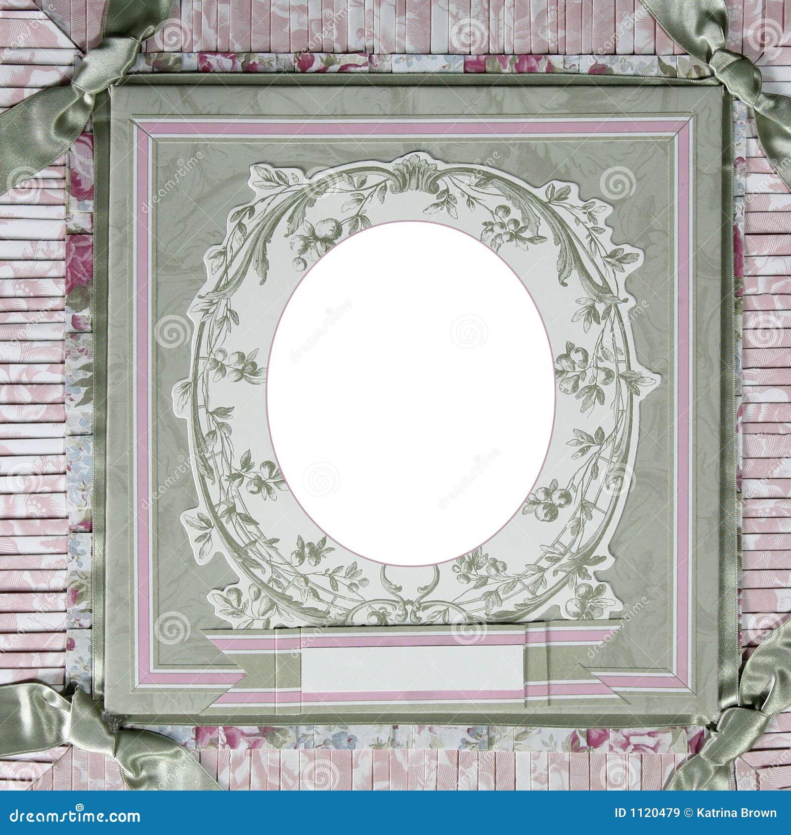 Modello del blocco per grafici dell album di tema di eredità