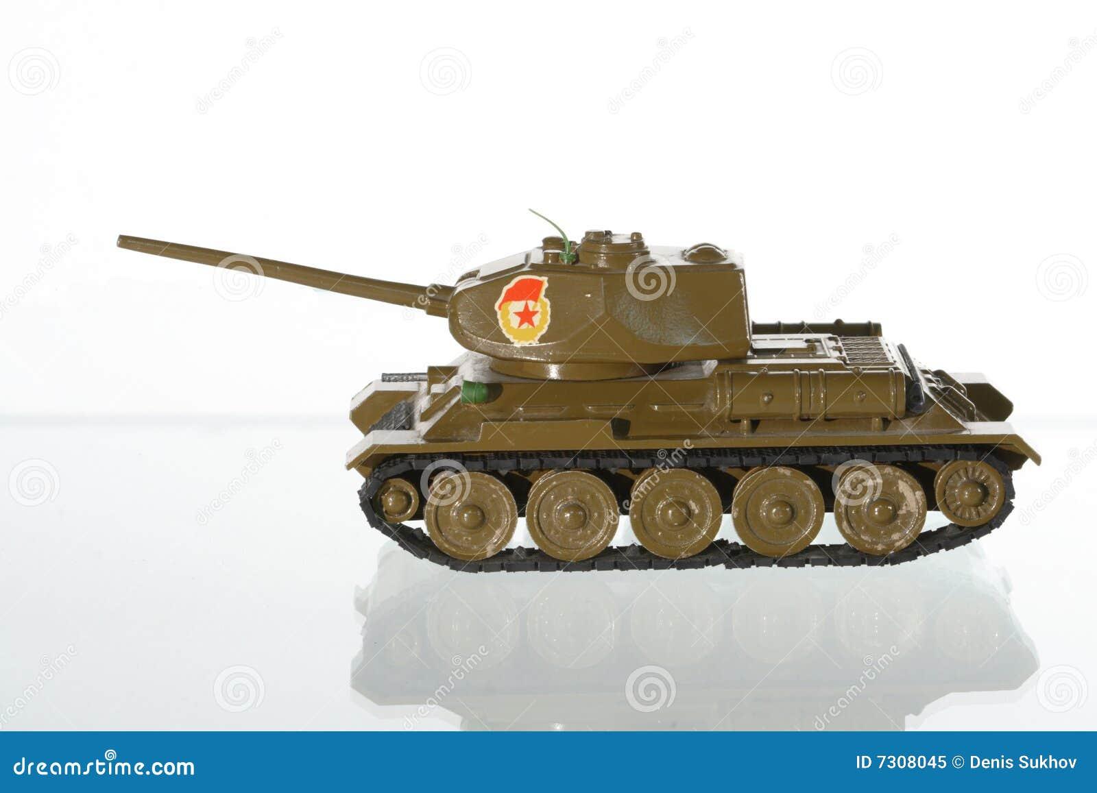 Modello del serbatoio sovietico