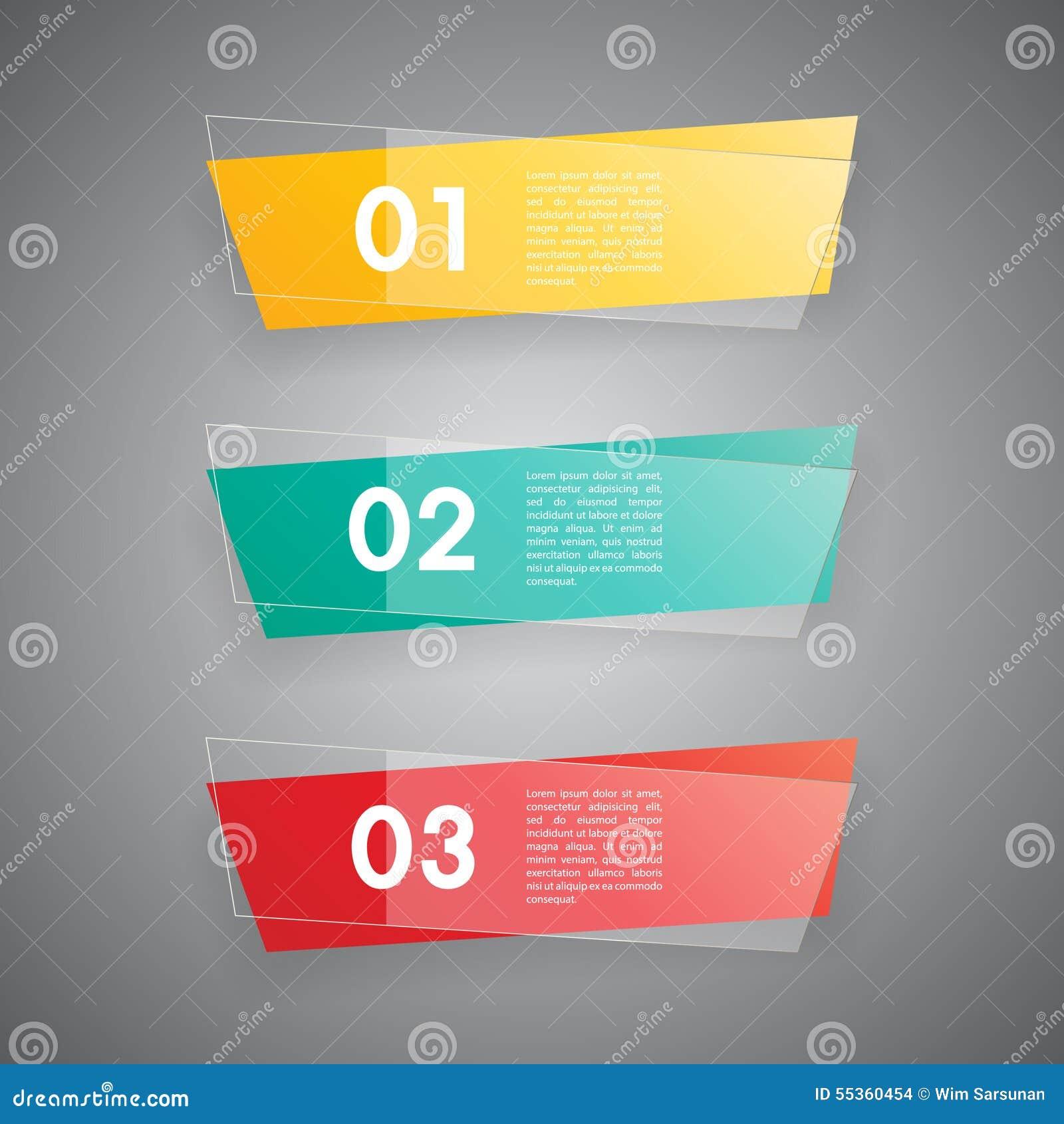 Modello dell elemento di Infographics