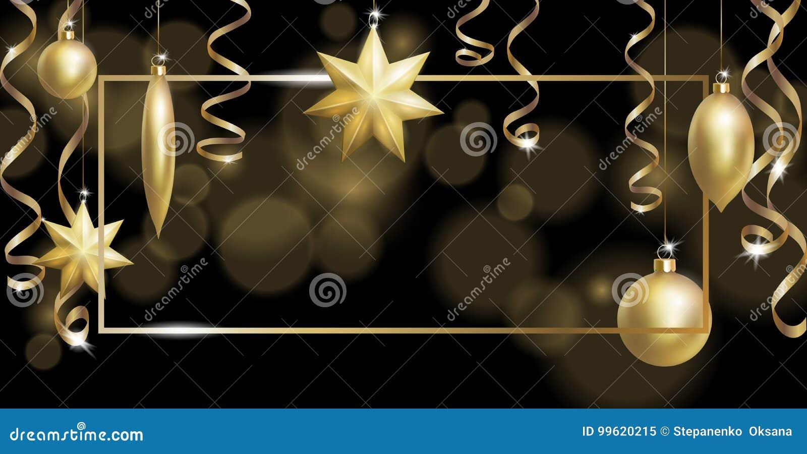 Modello dell insegna della struttura di Natale Fiamma d argento dorata della serpentina della scintilla della stella dei giocatto