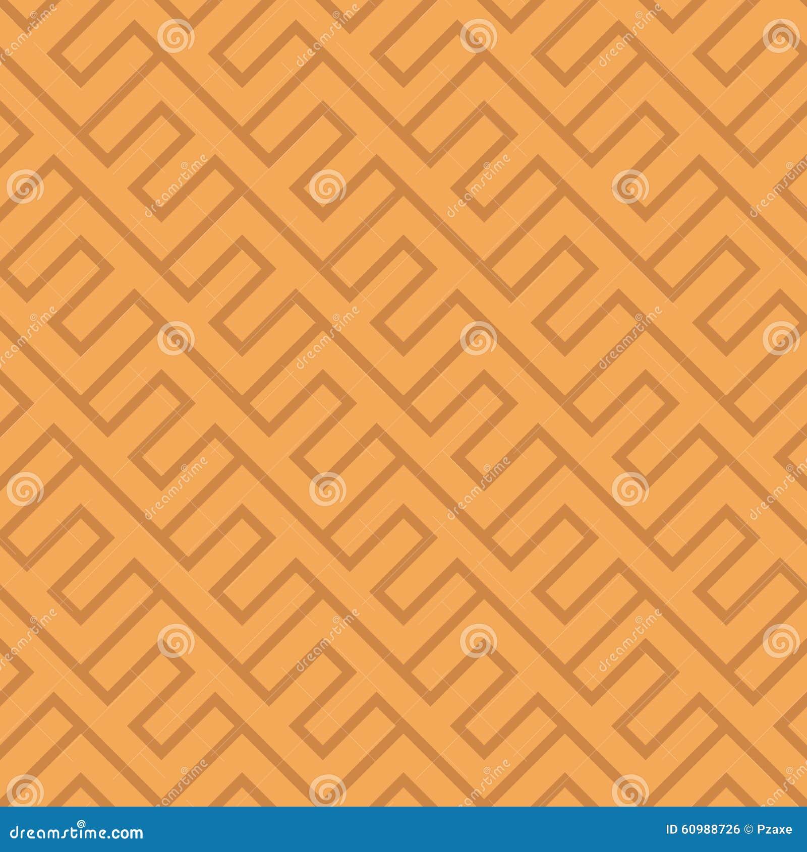 Modello geometrico d annata senza cuciture Backg etnico della diagonale di vettore
