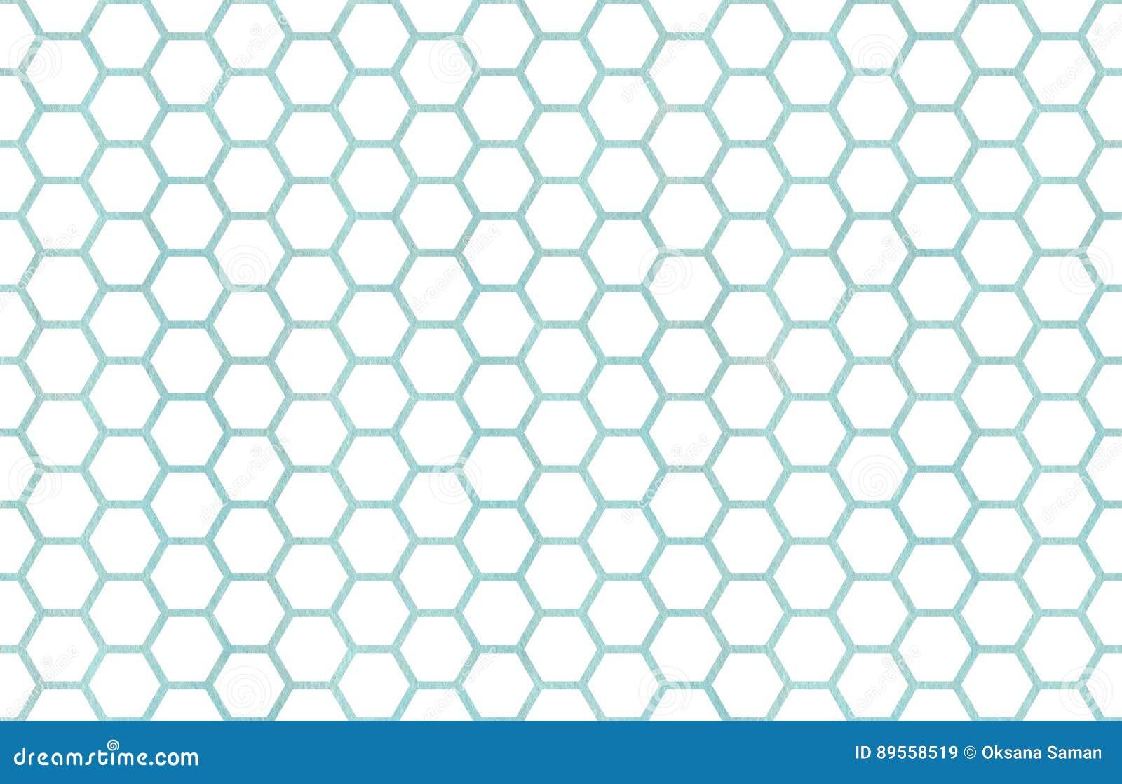Modello geometrico del pettine dell acquerello