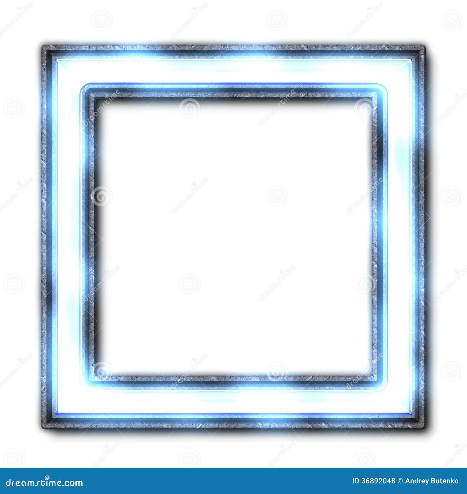 Download Modello illuminato illustrazione di stock. Illustrazione di segno - 36892048