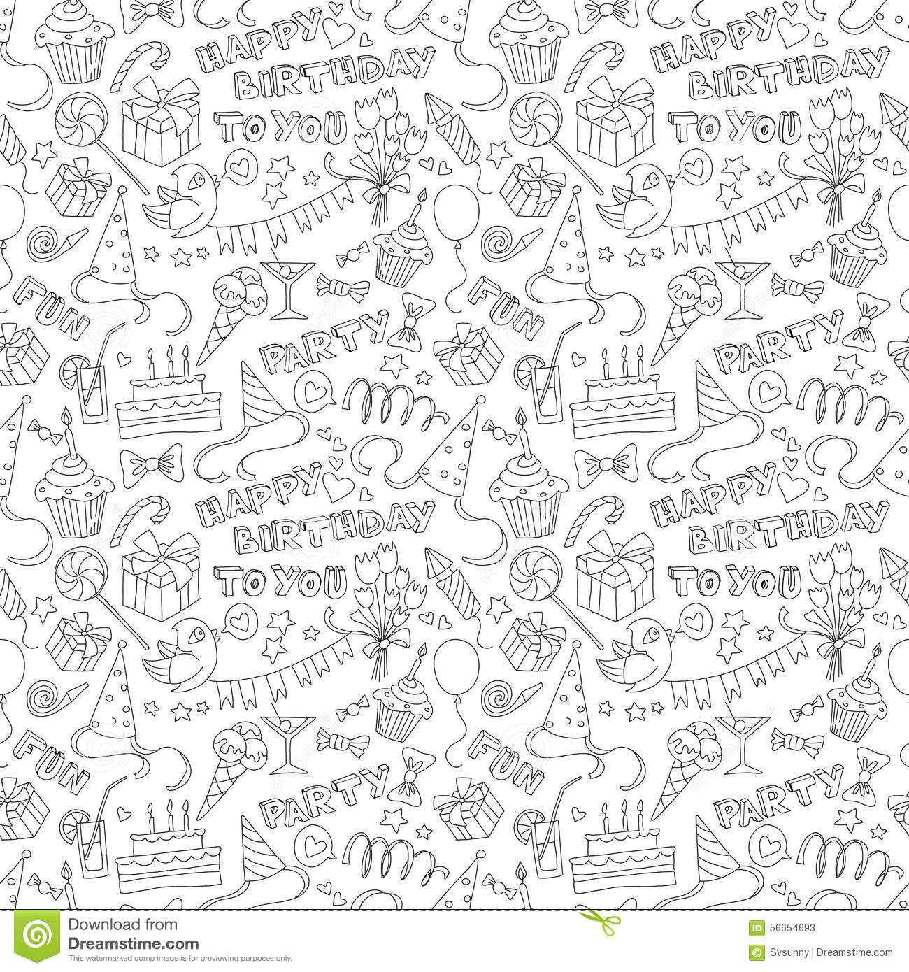 3 additionally Stock Illustration Happy Birthday Party Doodle Black White Seamless Pattern Vector Illustration Image56654735 besides Illustrazione Di Stock Modello Senza Cuciture Bianco E Nero Di Scarabocchio Del Partito Di Buon  pleanno Image56654693 as well Stock Photo New York City Skyline Vector Illustration Sketch Vintage Engraved Hand Drawn Image57718222 further Stock Illustration Ornamental Greeting Card Hand Drawn Zentangle Inspired Mandala Thank You Text Line Art Black White Illustration Image65958191. on happy birthday doodle