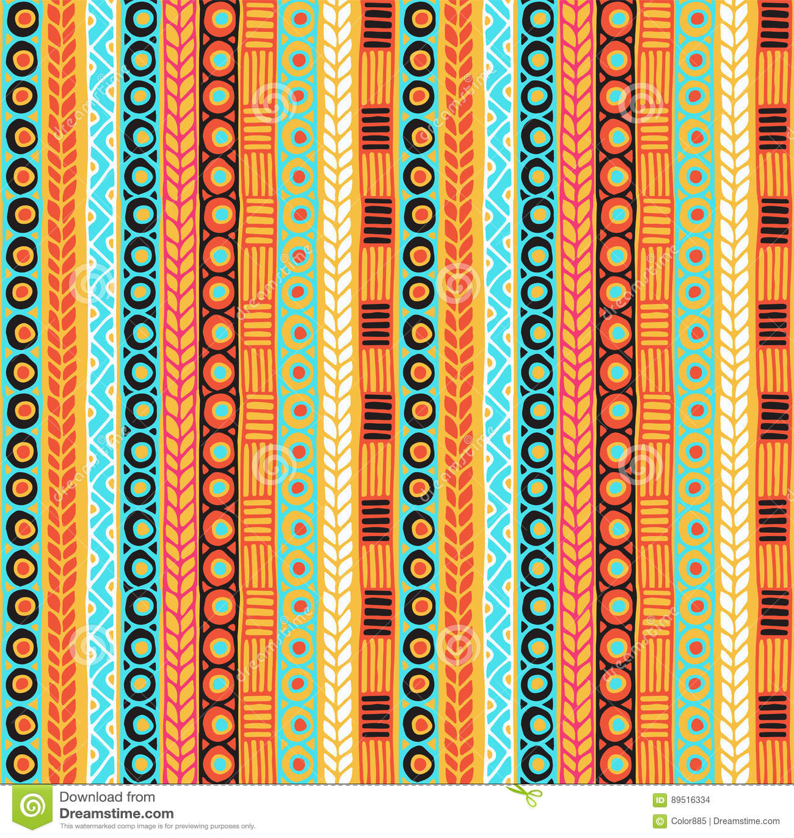 carta da parati stile etnico un 39 idea