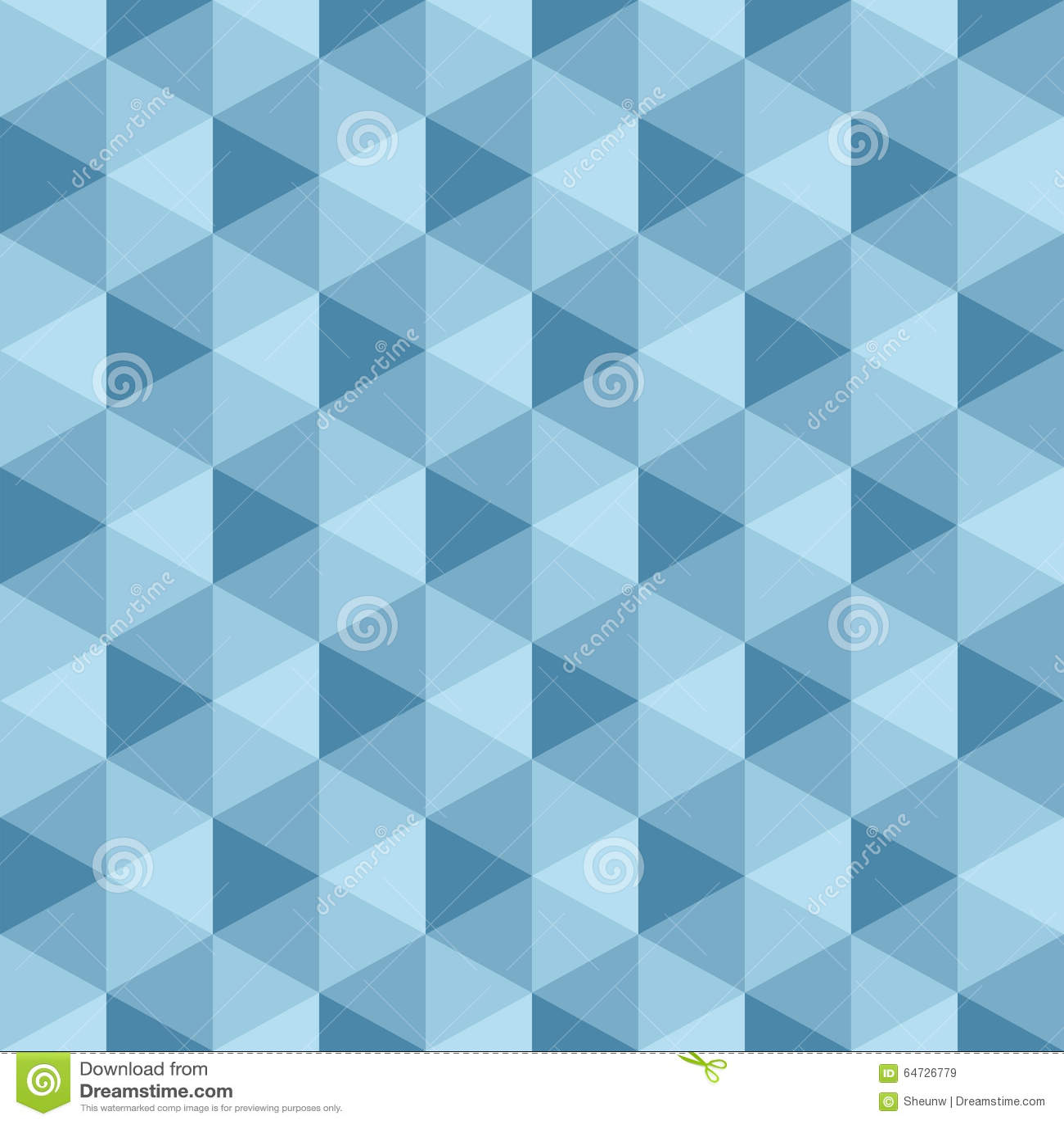 Modello senza cuciture geometrico, fondo di vettore