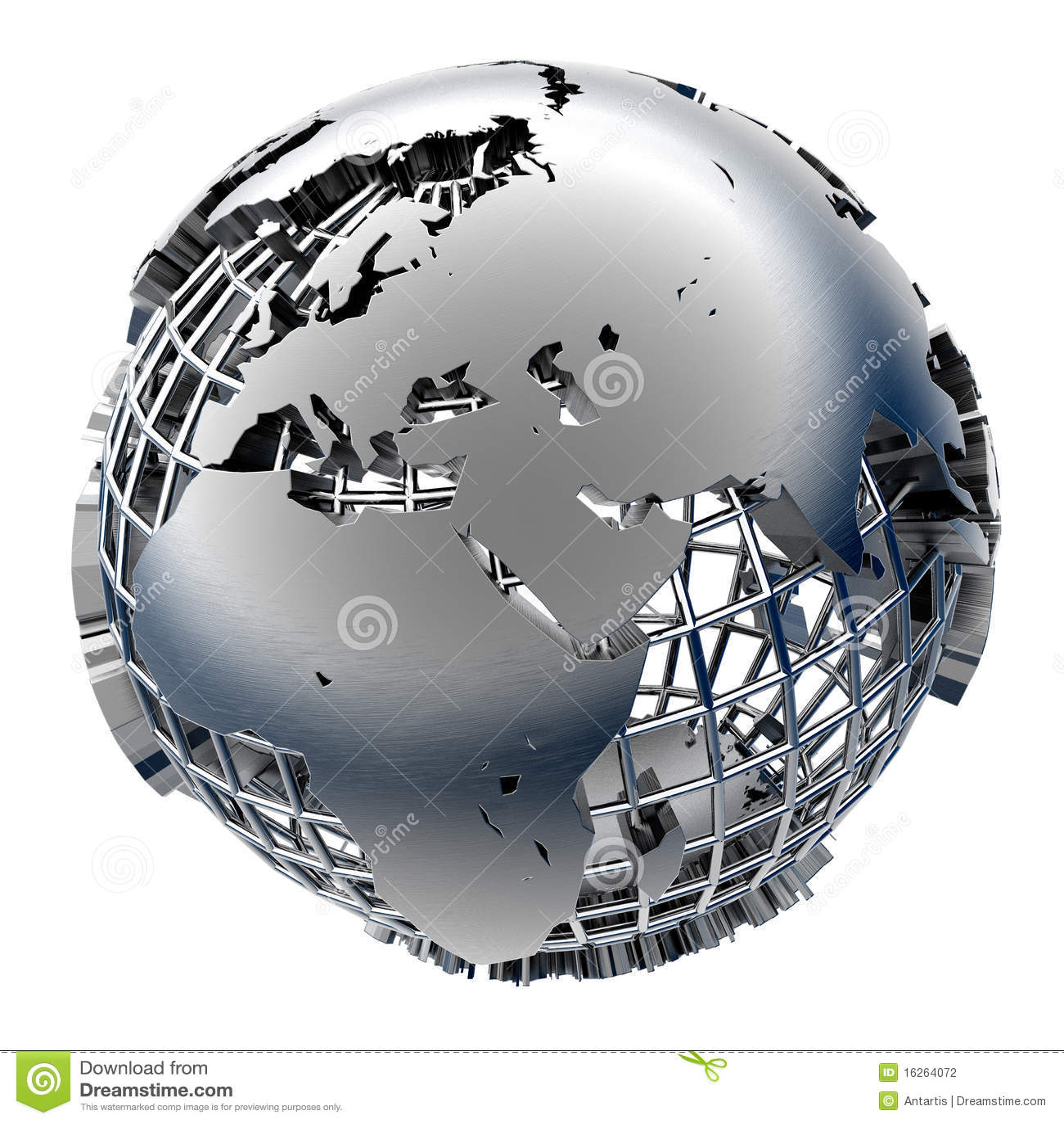 Modello stilizzato del metallo della terra fotografia stock immagine 16264072 - Piastrelle 15x15 bianco lucido ...