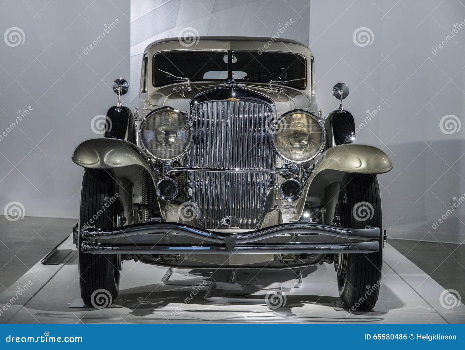 Modelo 1931 de Duesenberg J Rollston