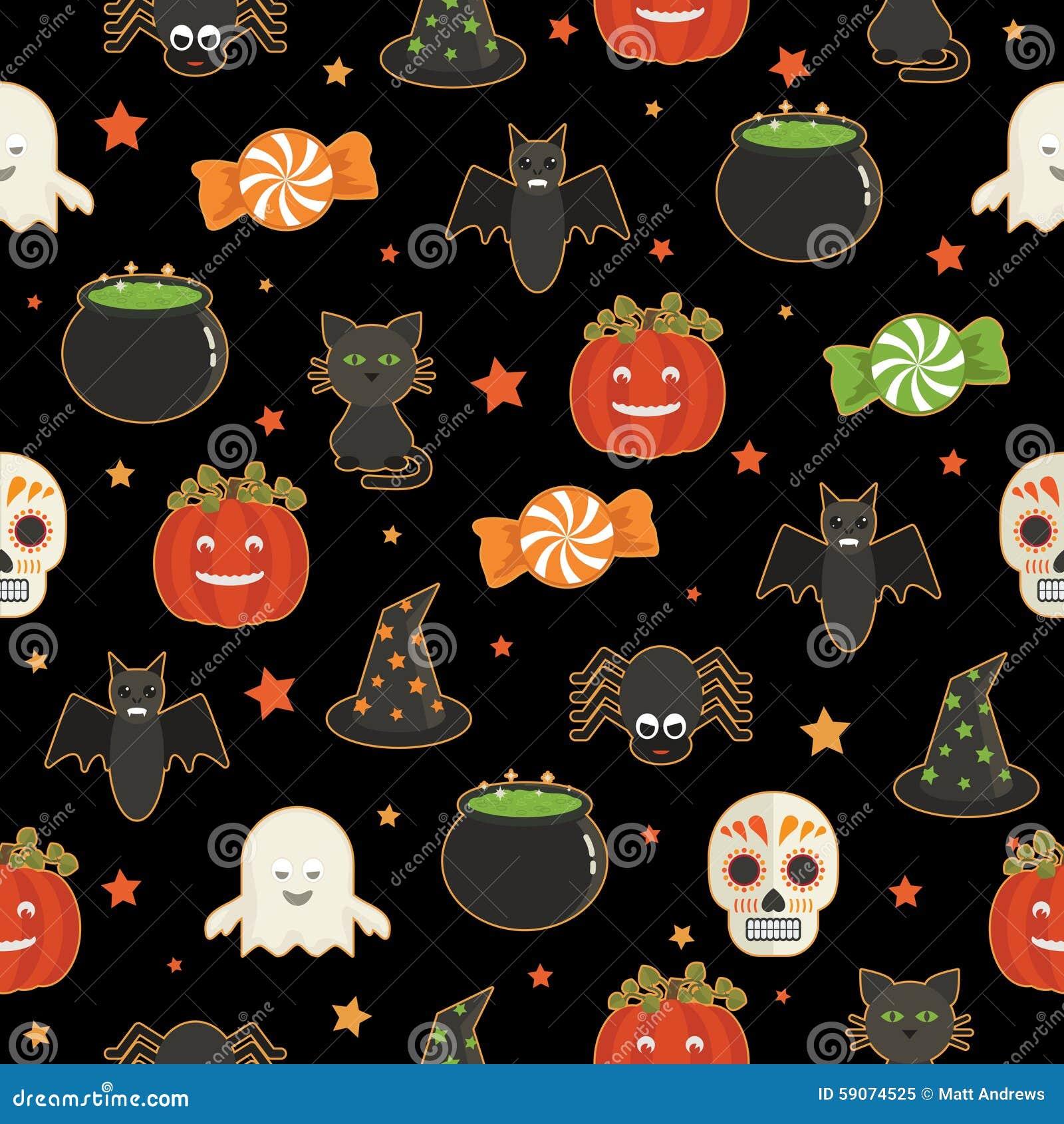 Modelo de Halloween