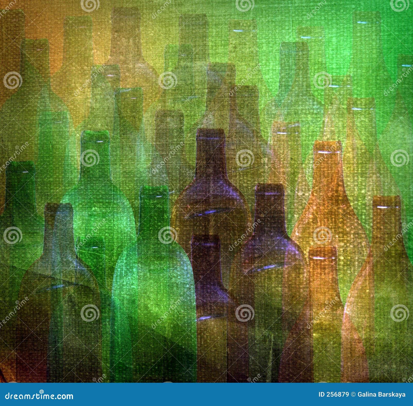 Modelo de la botella