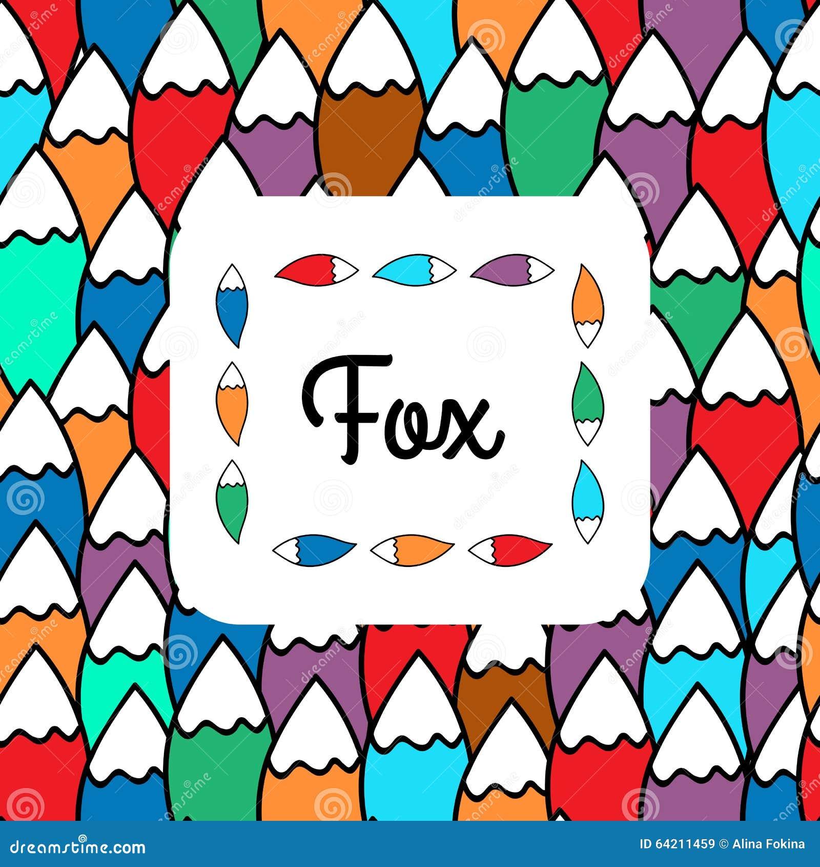 Modelo de la cola del Fox