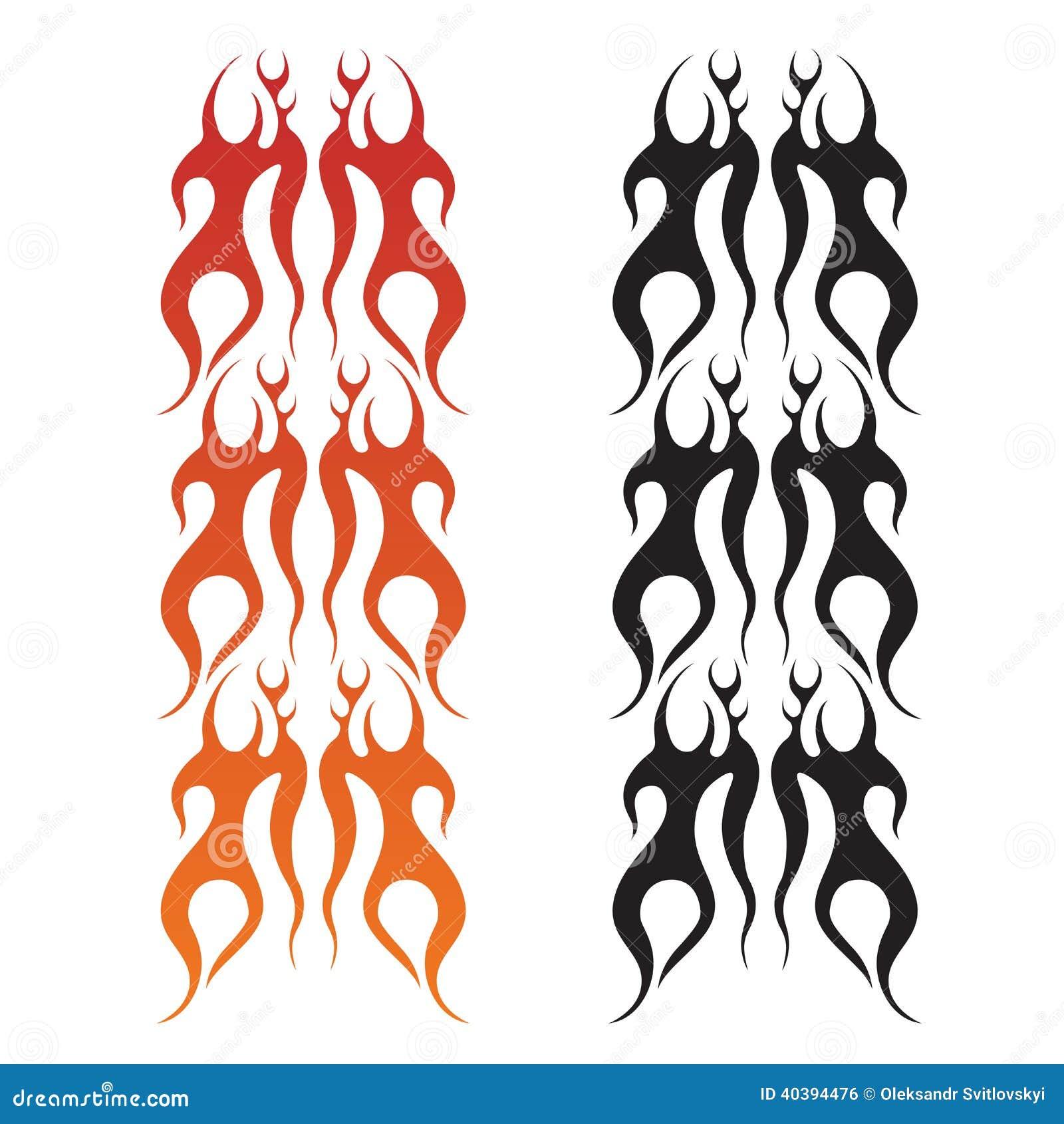 Modelo de la llama