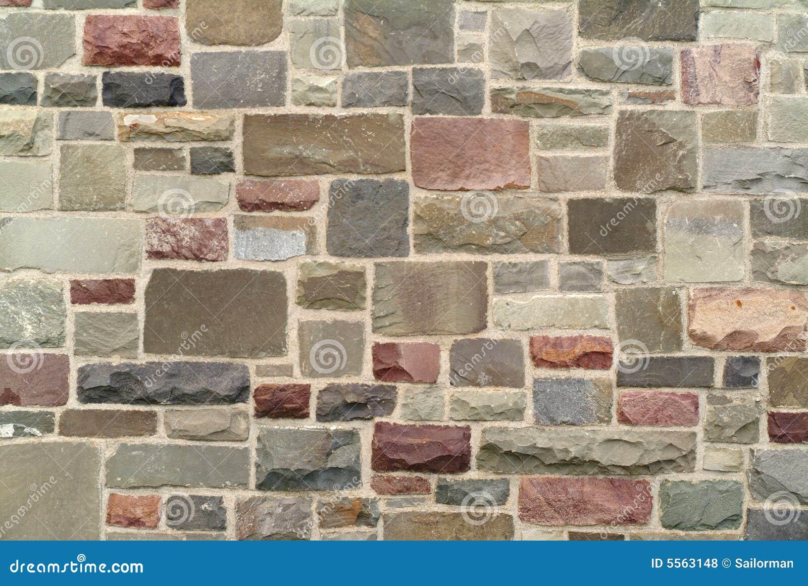 modelo de la pared de piedra fotos de archivo libres de