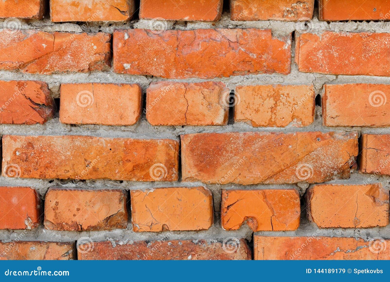Modelo de la textura de la pared de ladrillo