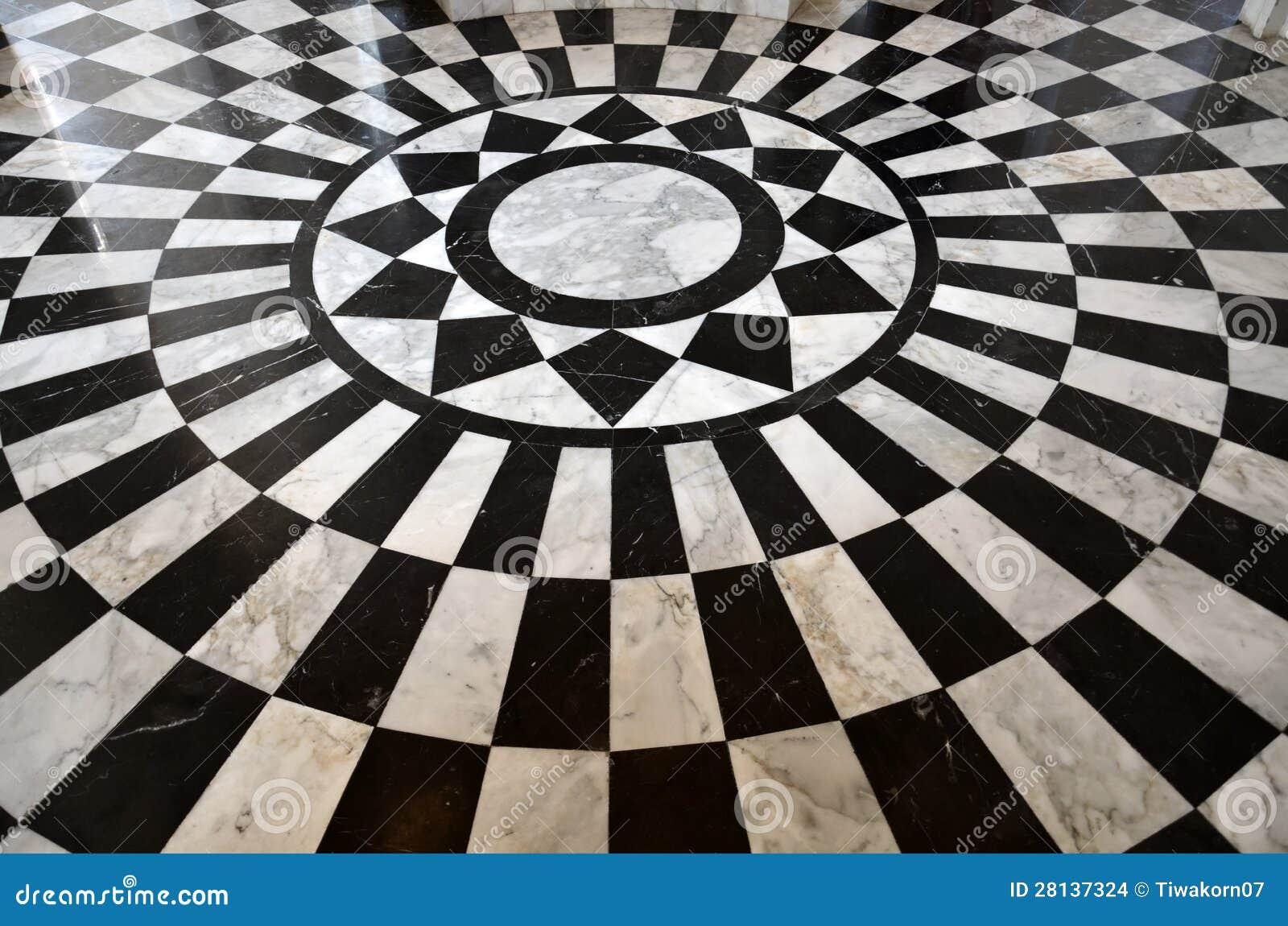 Modelo de m rmol blanco y negro del suelo for Marmol blanco y negro