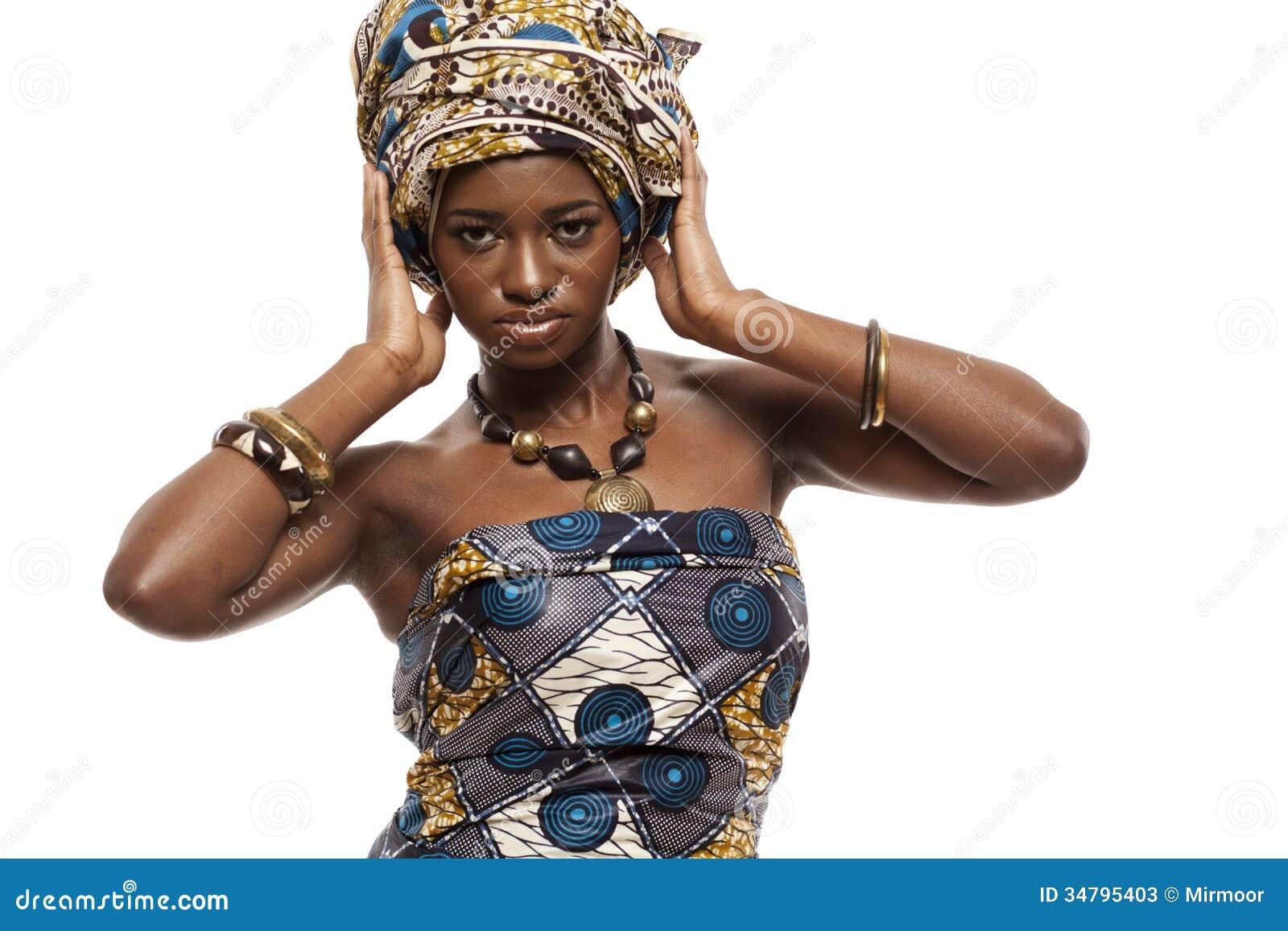 revisión africano hermoso en Parla