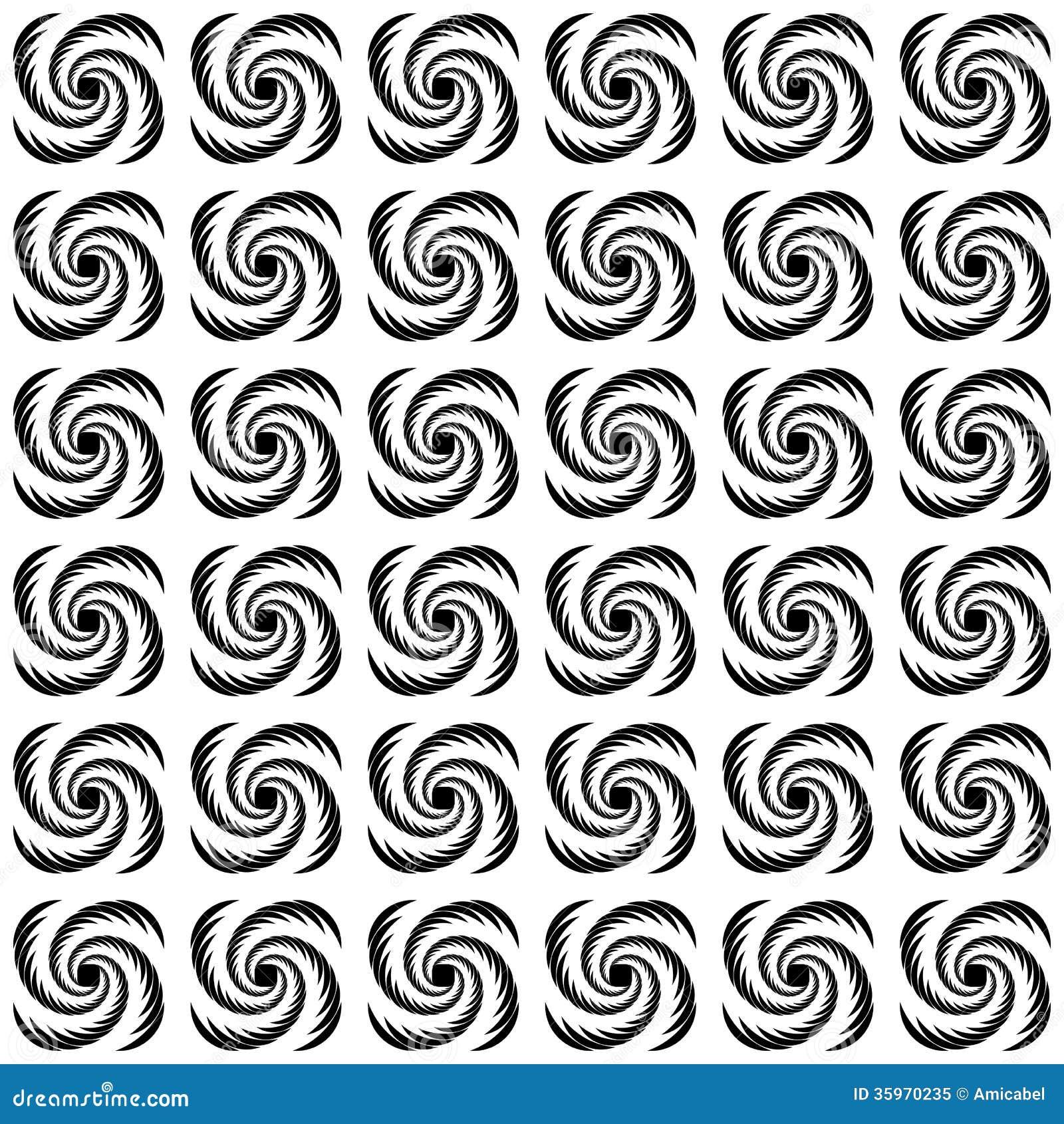 Modelo de onda incoloro inconsútil del diseño