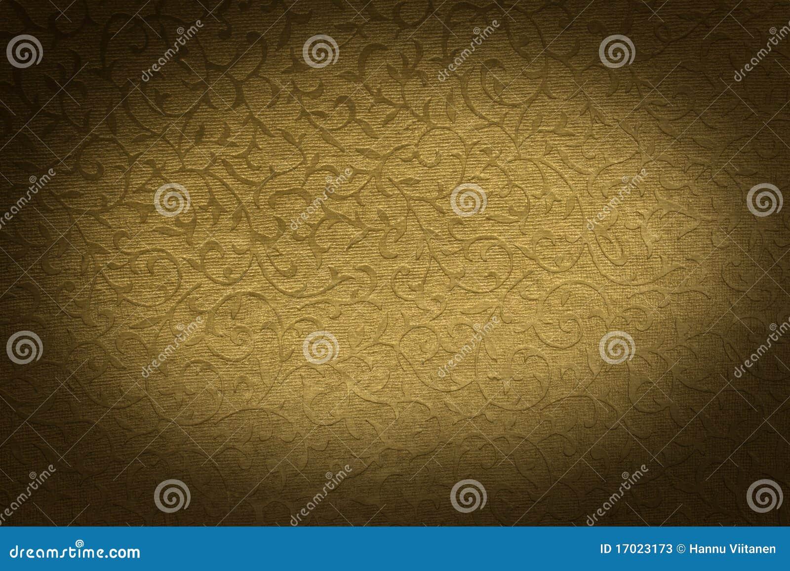 Modelo de oro del brocado