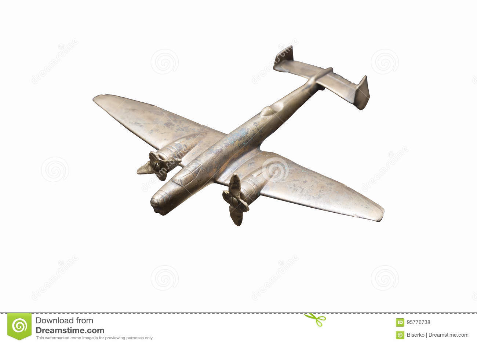 Modelo del aeroplano