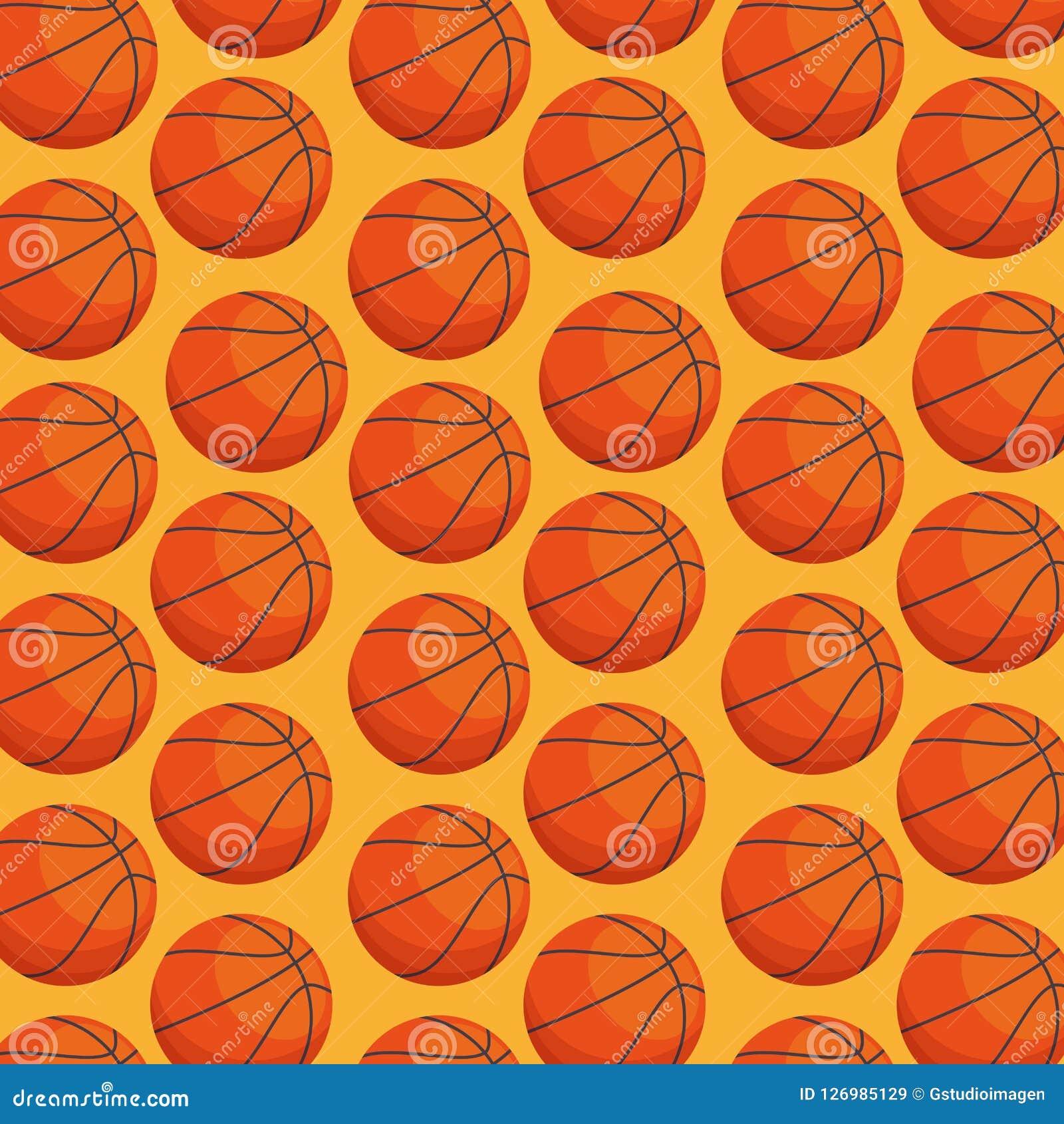 Modelo del deporte del globo del baloncesto