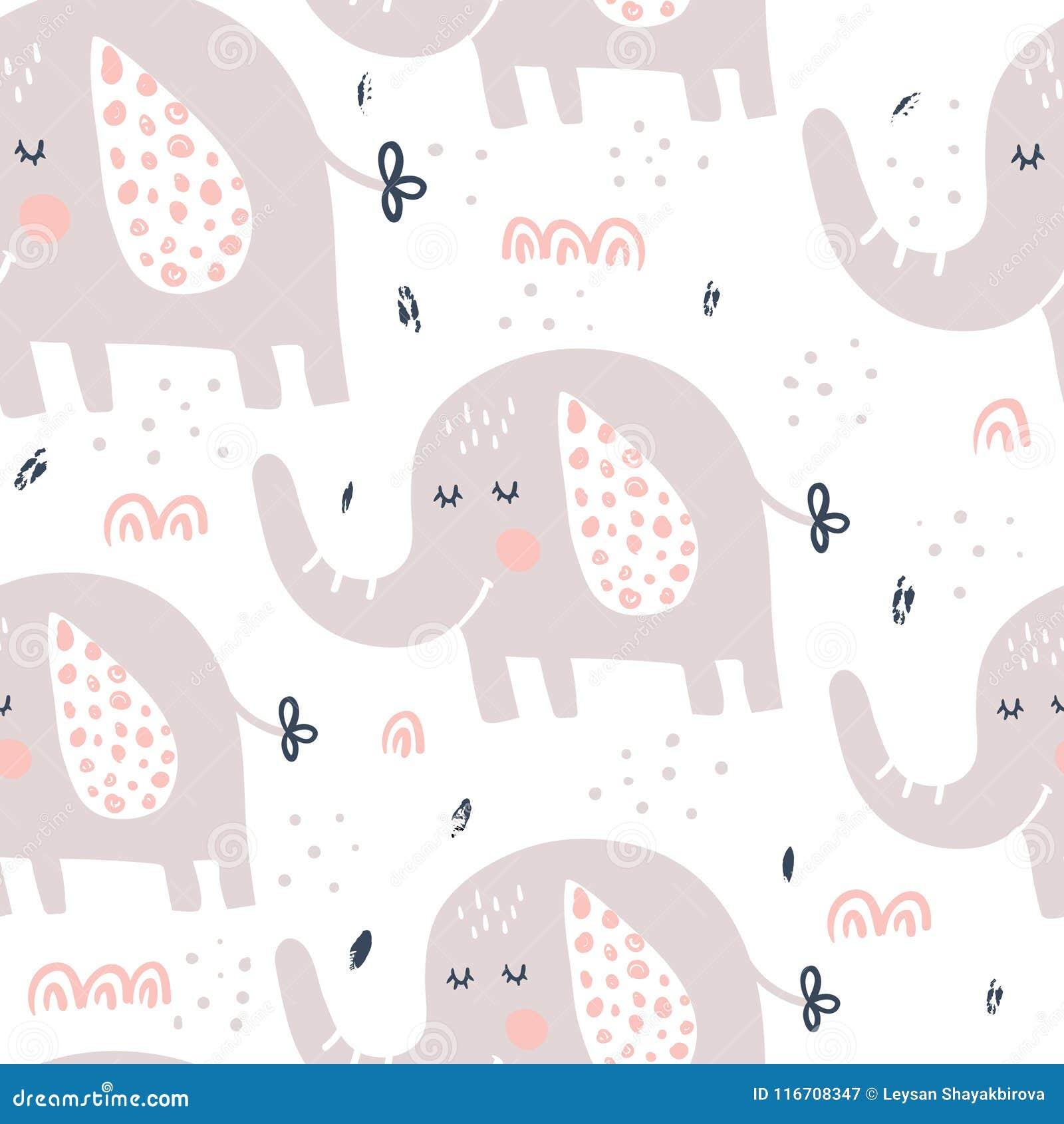 Famoso El Modelo De Costura Libre Elefante Regalo - Manta de Tejer ...