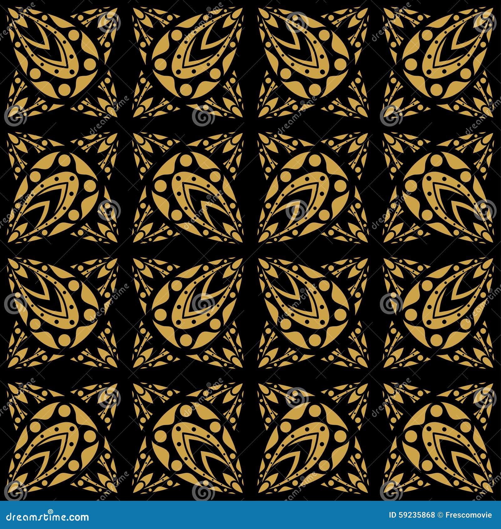 Download Modelo geométrico ilustración del vector. Ilustración de gráfico - 59235868