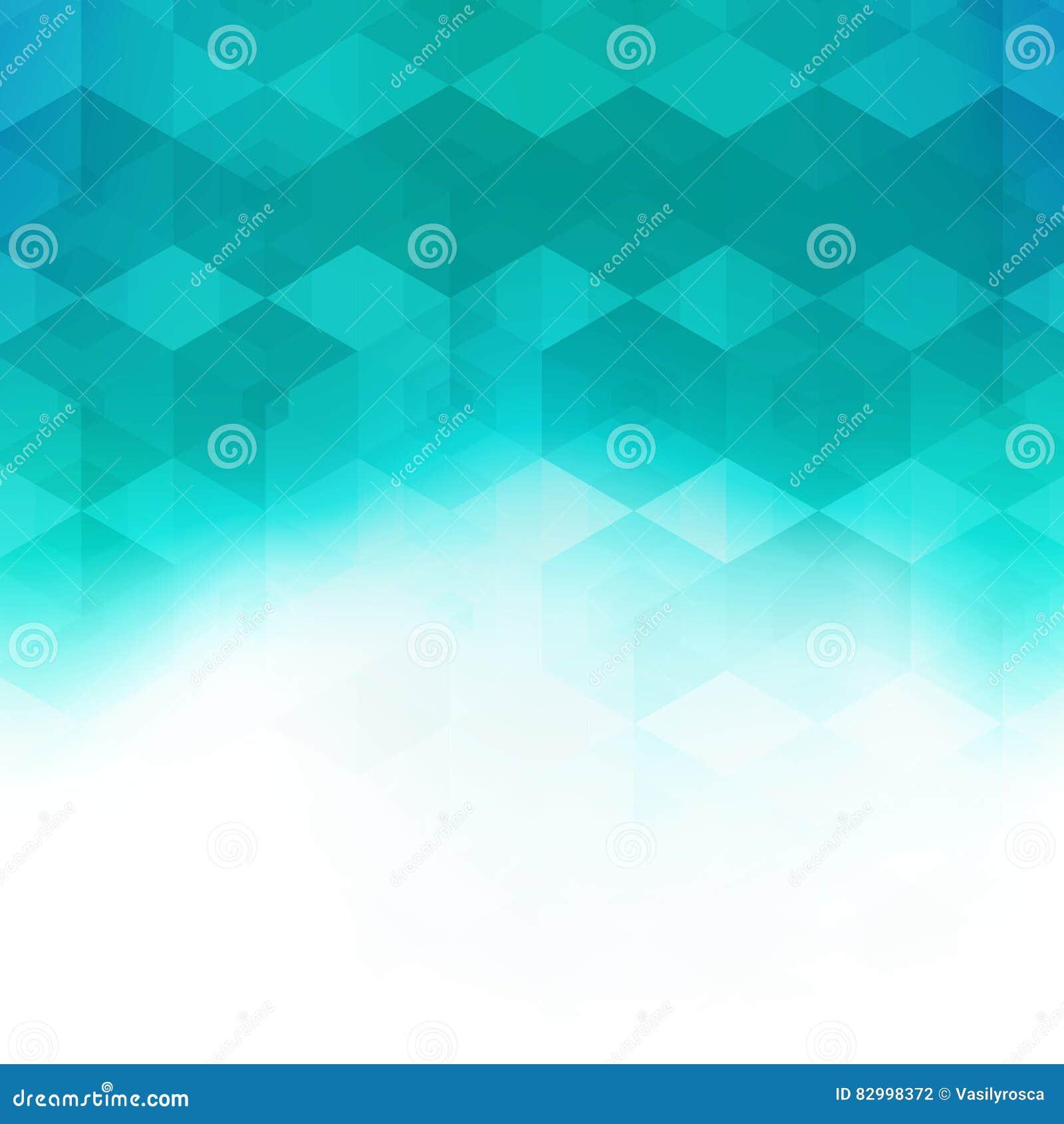 Modelo Geométrico Hexagonal Del Mosaico Abstracto Plantilla Vibrante ...