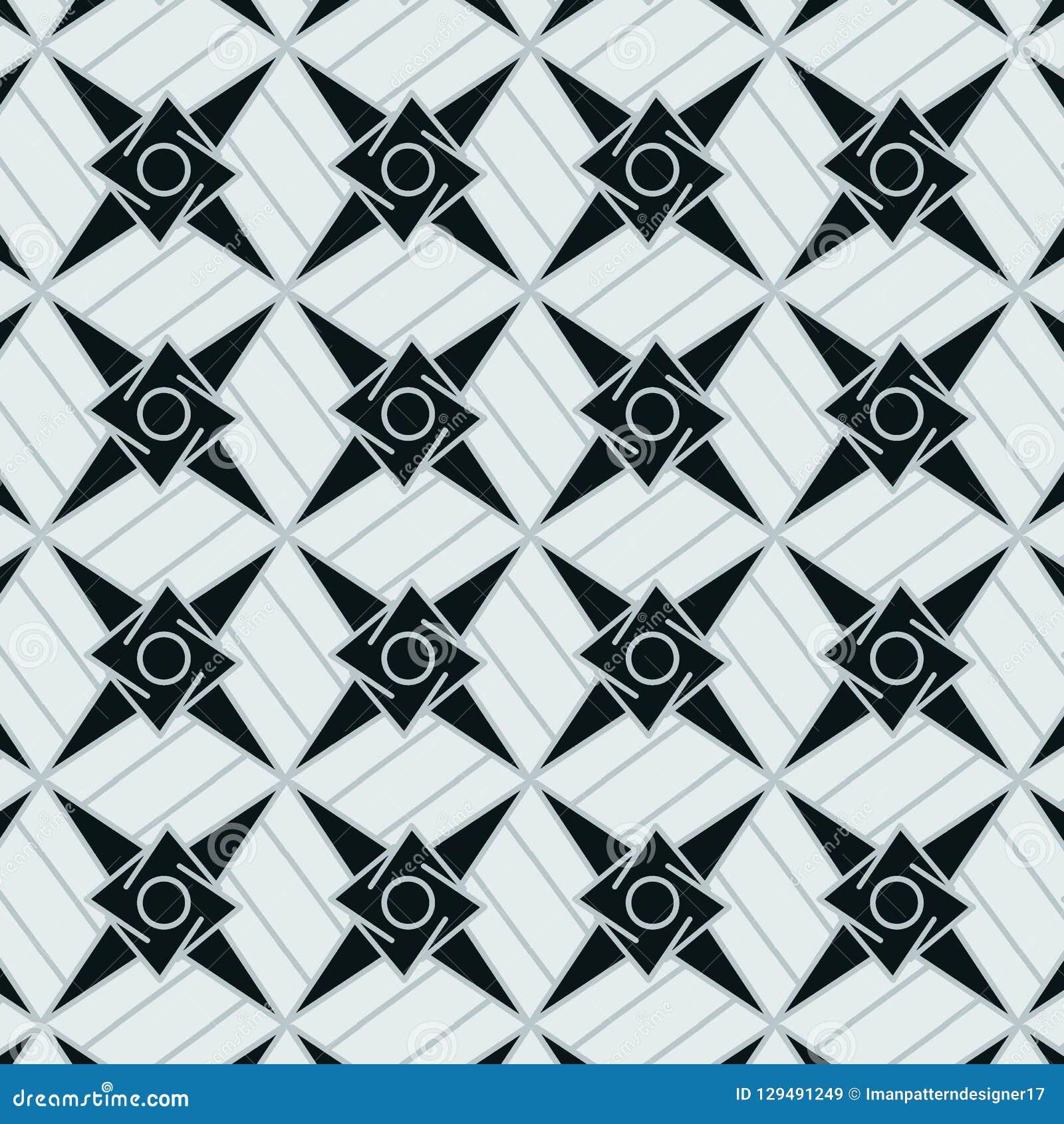 4758155fab Modelo geométrico moderno elegante del alto contraste para los diseños  superficiales creativos