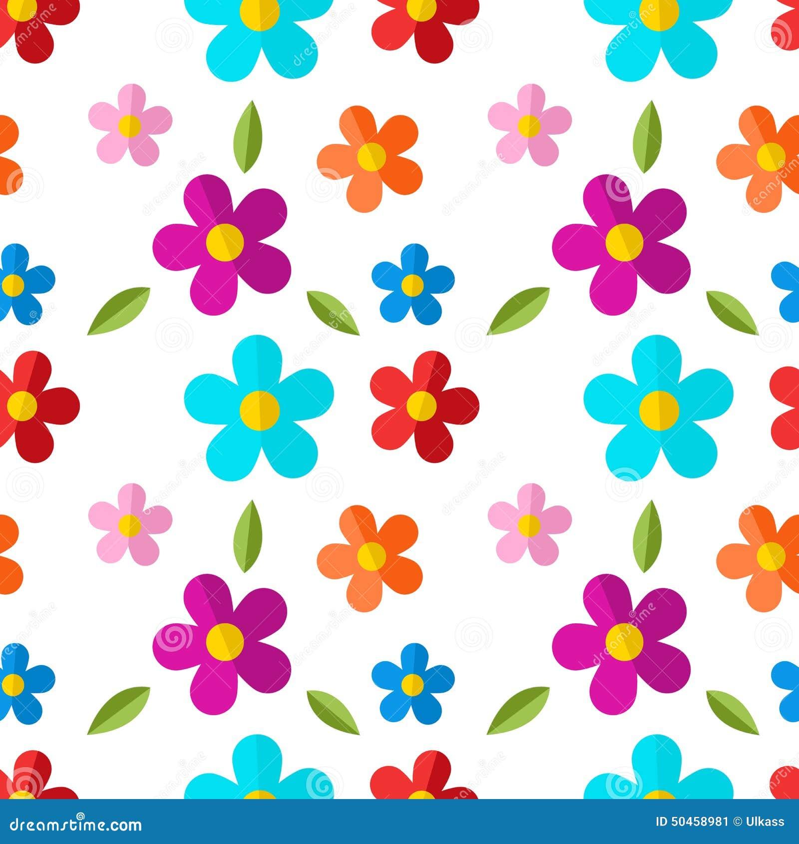 Fondos Con Flores De Colores