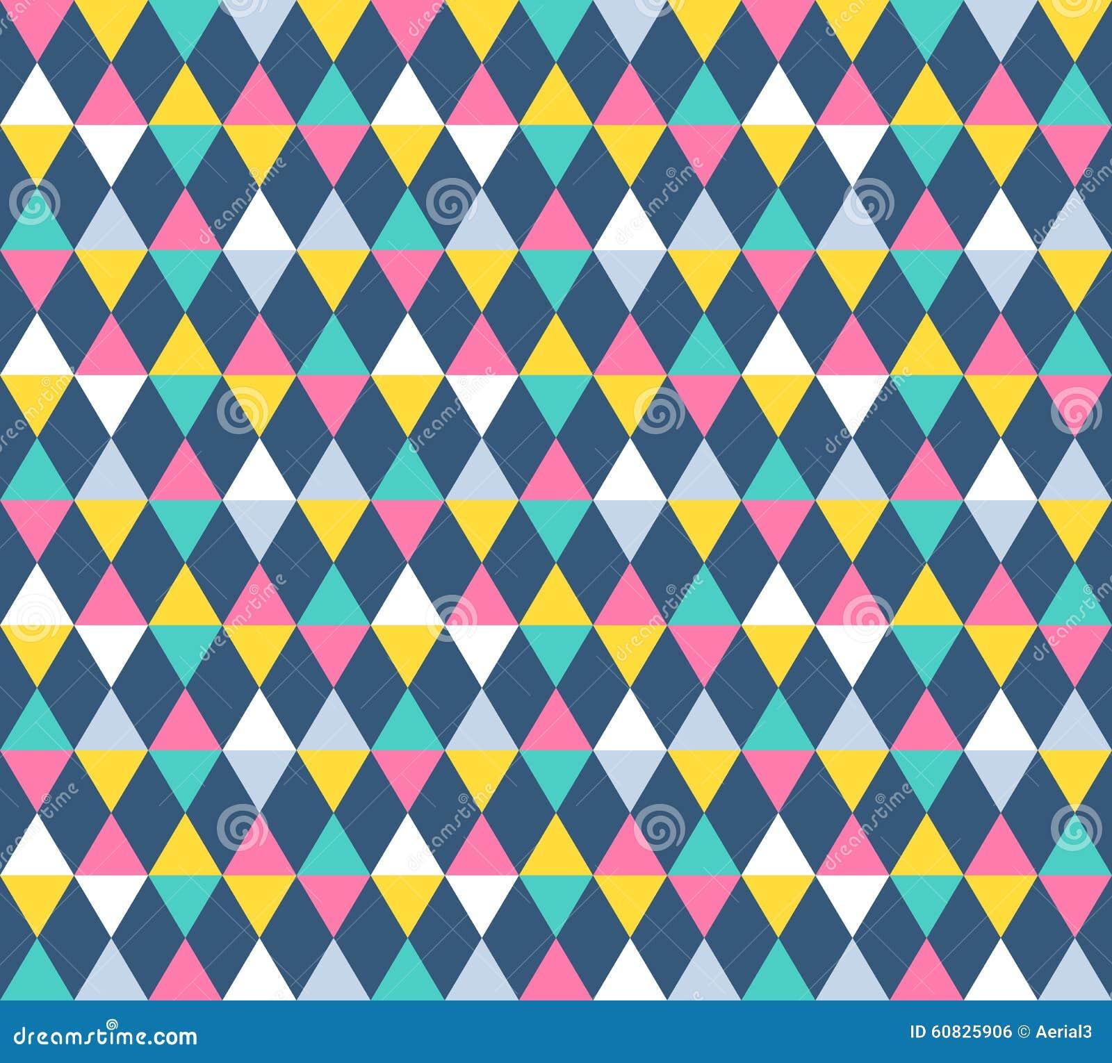 Modelo inconsútil de Argyle, cuatro opciones del color