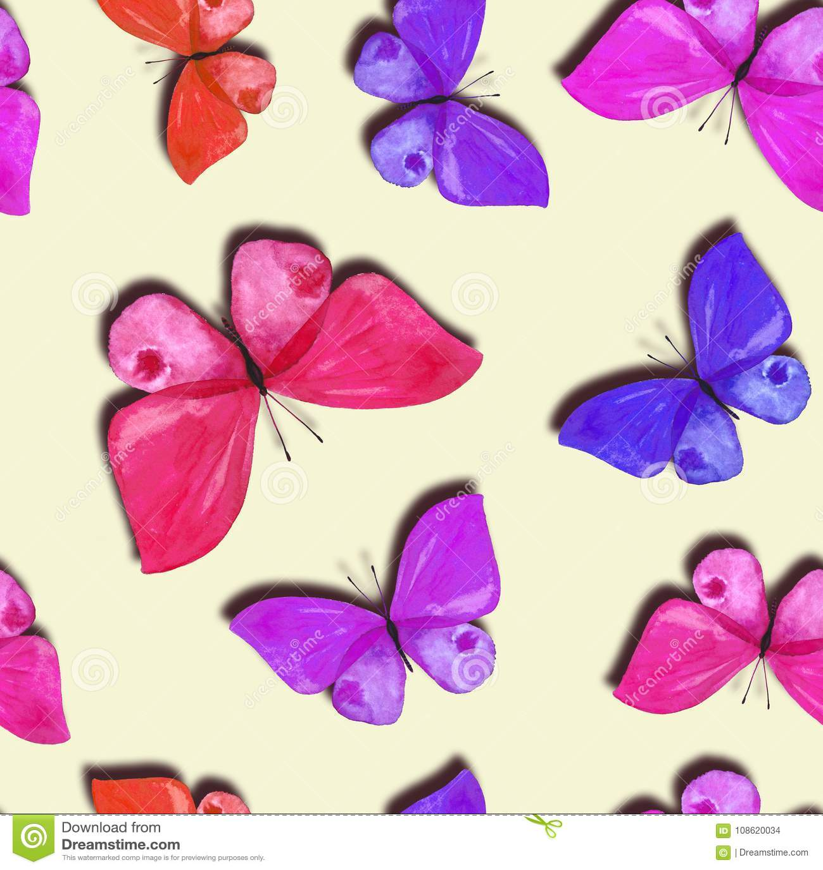 Dibujos Para Pintar En Tela Mariposas