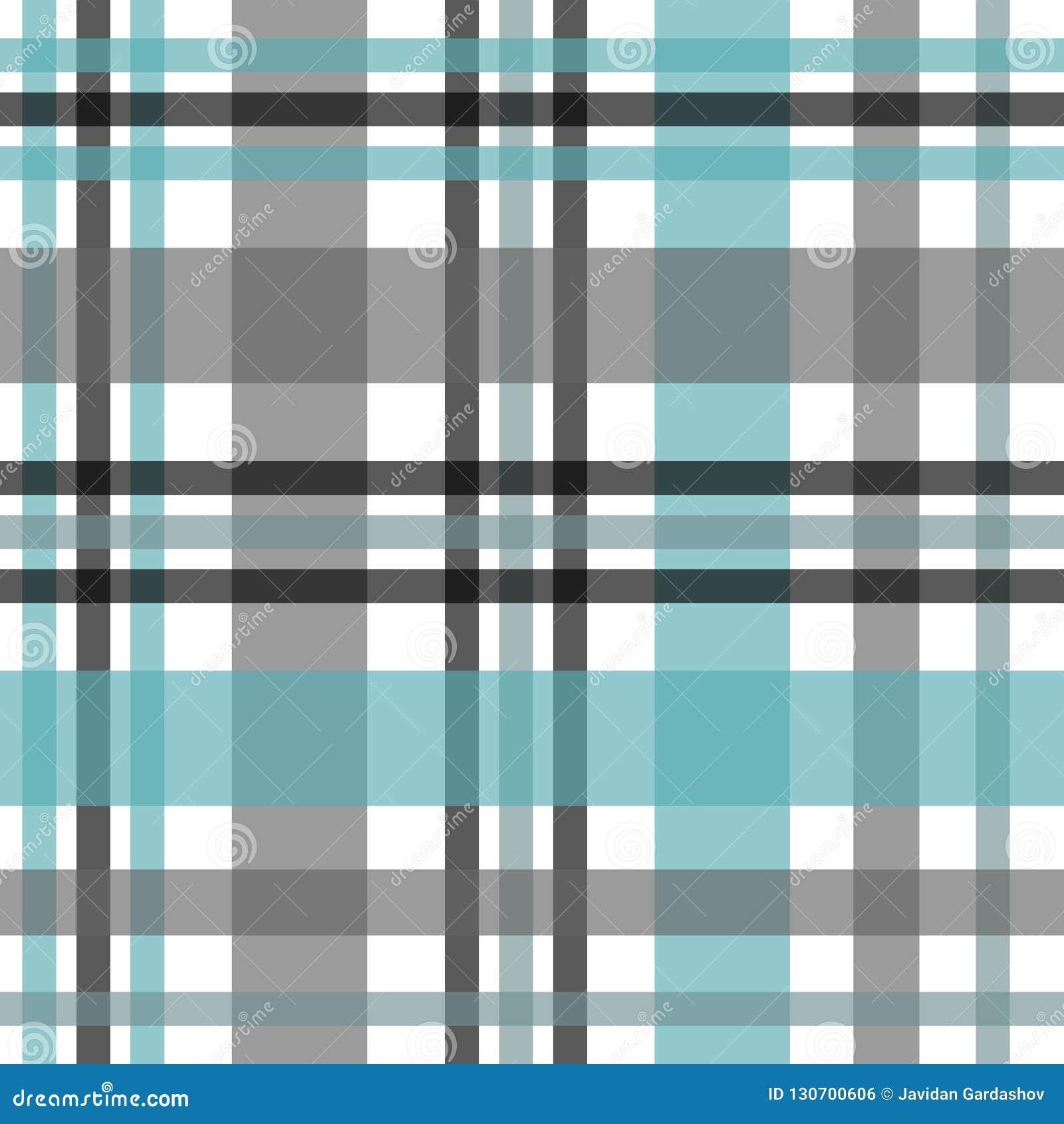 Modelo inconsútil de la tela escocesa de tartán
