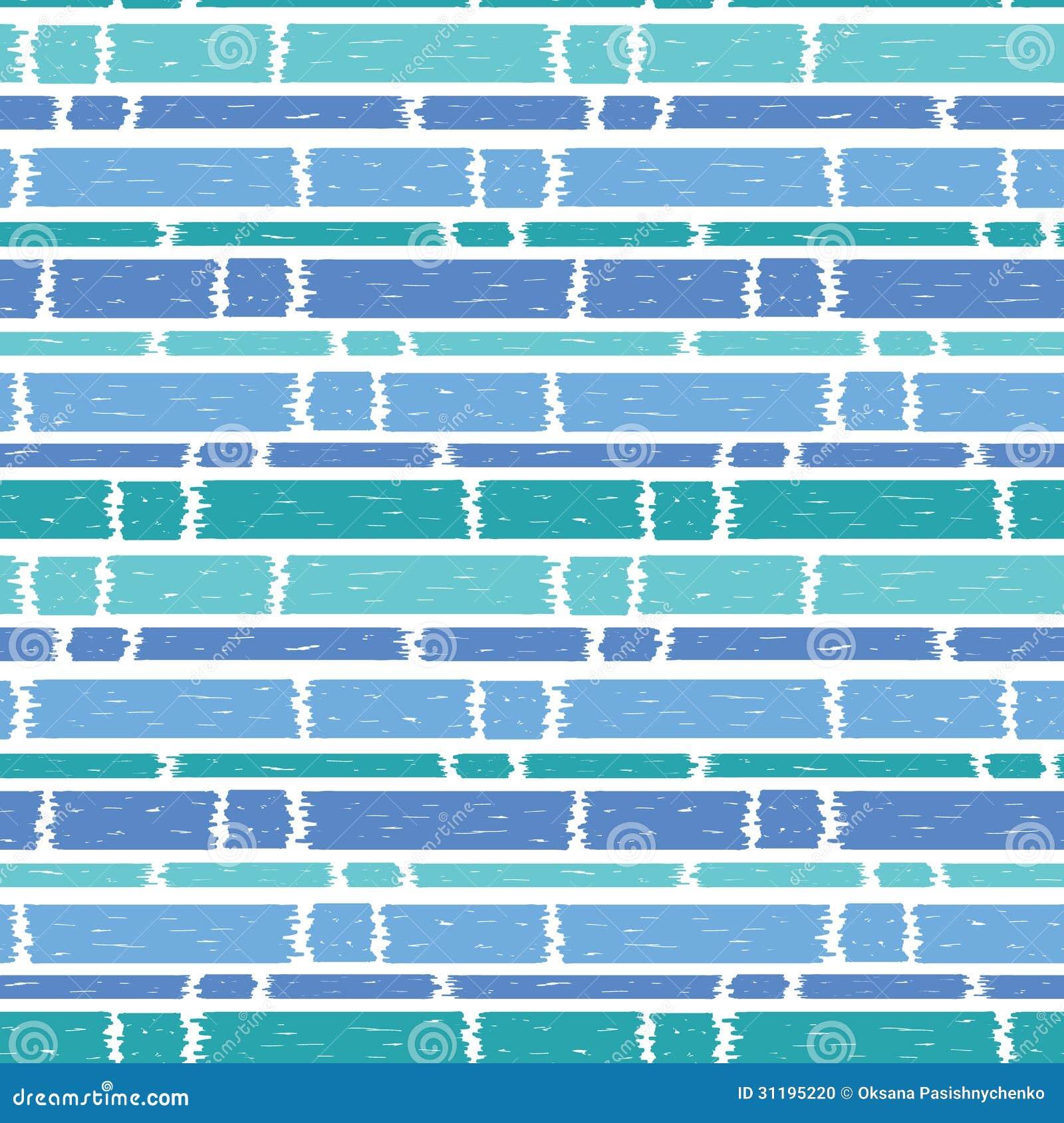 Modelo incons til de las rayas horizontales azules de la - Rayas horizontales ...