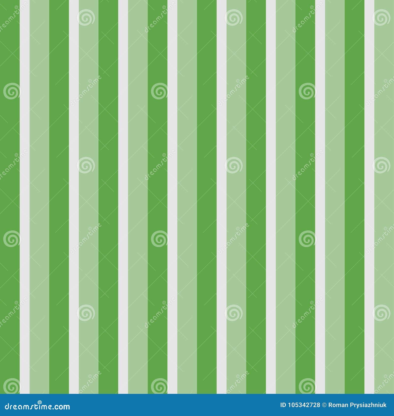 modelo inconstil de las rayas verticales papel pintado rayado verde el fondo de las lneas vector - Papel Pintado Rayas Verticales