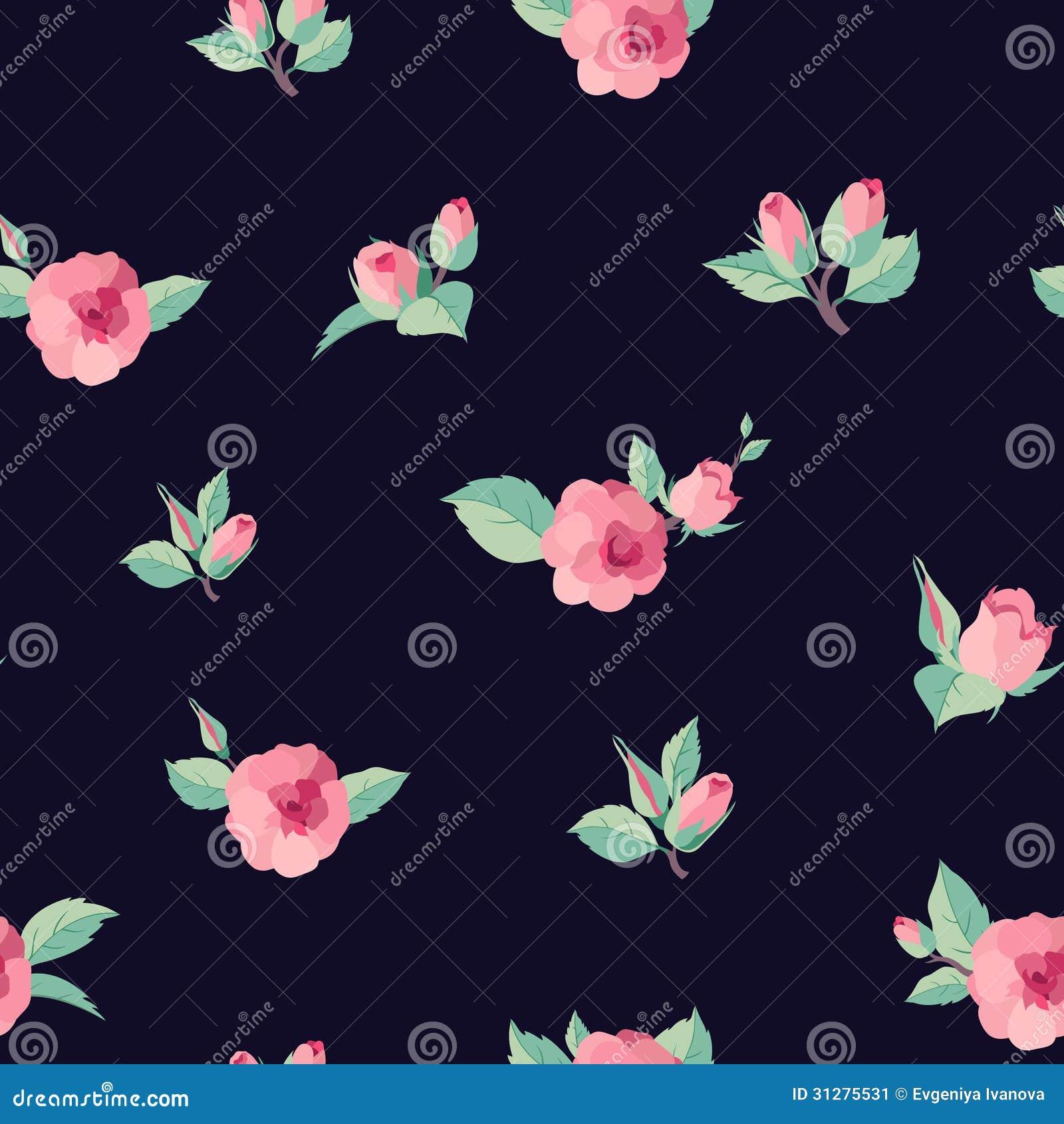 Modelo inconsútil de las rosas