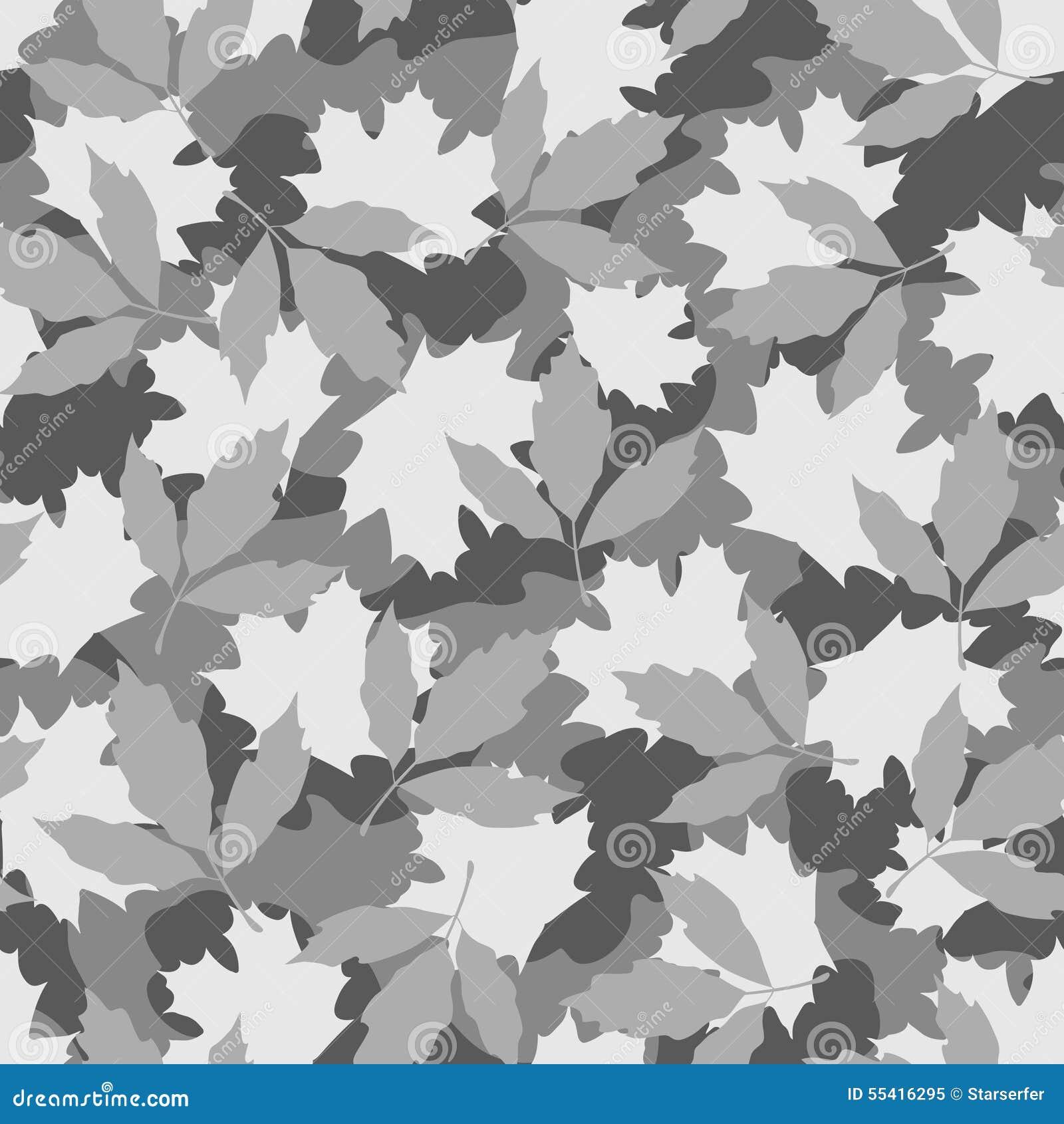 Camuflaje gris ilustración del vector. Ilustración de ilustrado ...