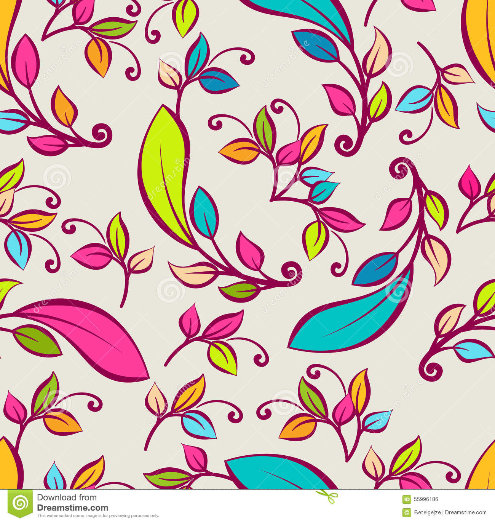 Modelo incons til del vector con las hojas decorativas - Fotos decorativas ...