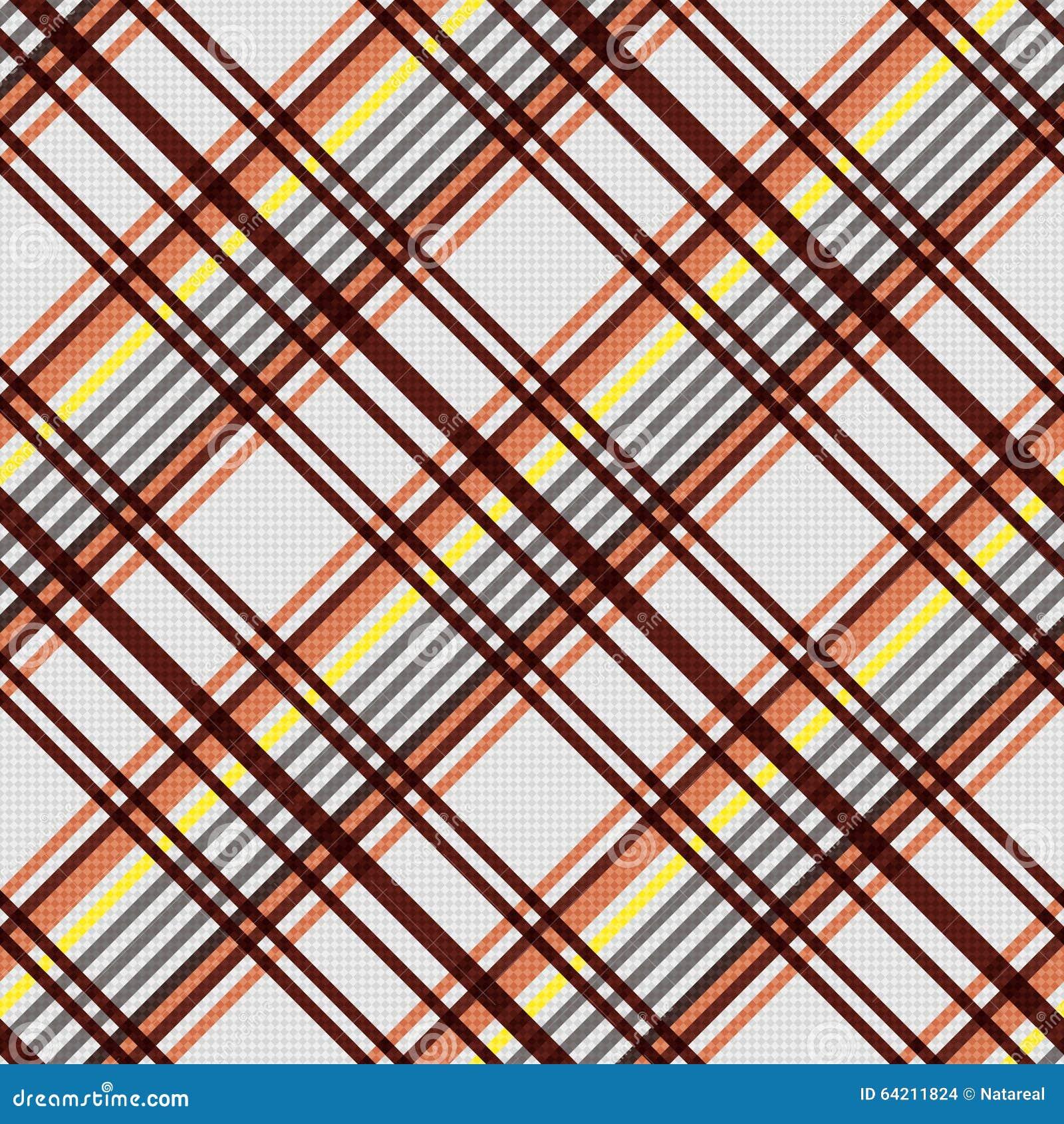 Modelo inconsútil diagonal en colores calientes