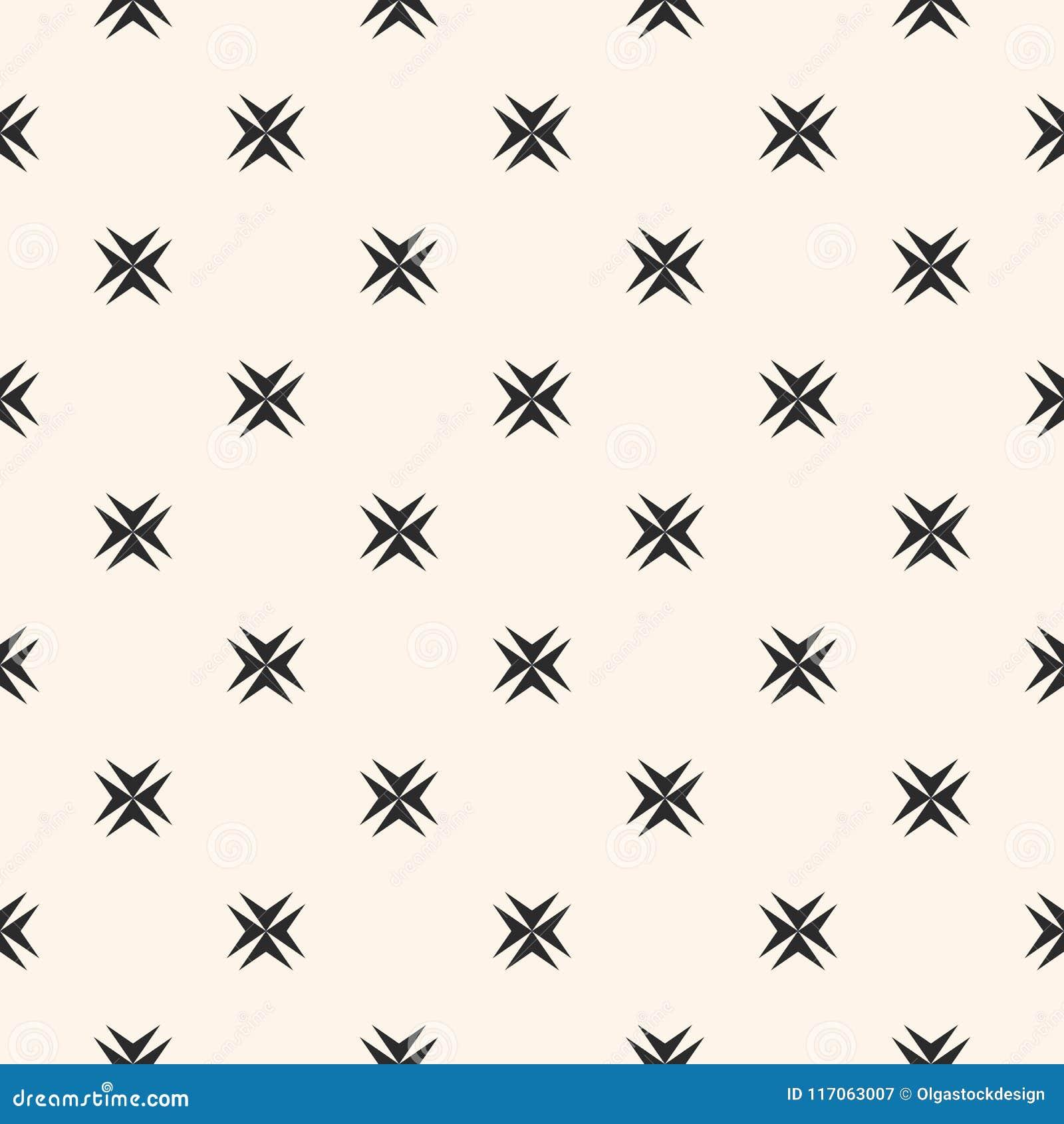 bbe0e367a31 Modelo inconsútil ornamental con formas cruzadas estrellas fondo jpg  1300x1390 Formas de estrellas