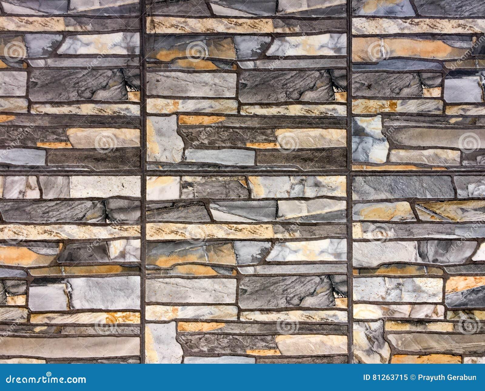 modelo mezclado del mrmol textura de la pared de piedra para la decoracin de la