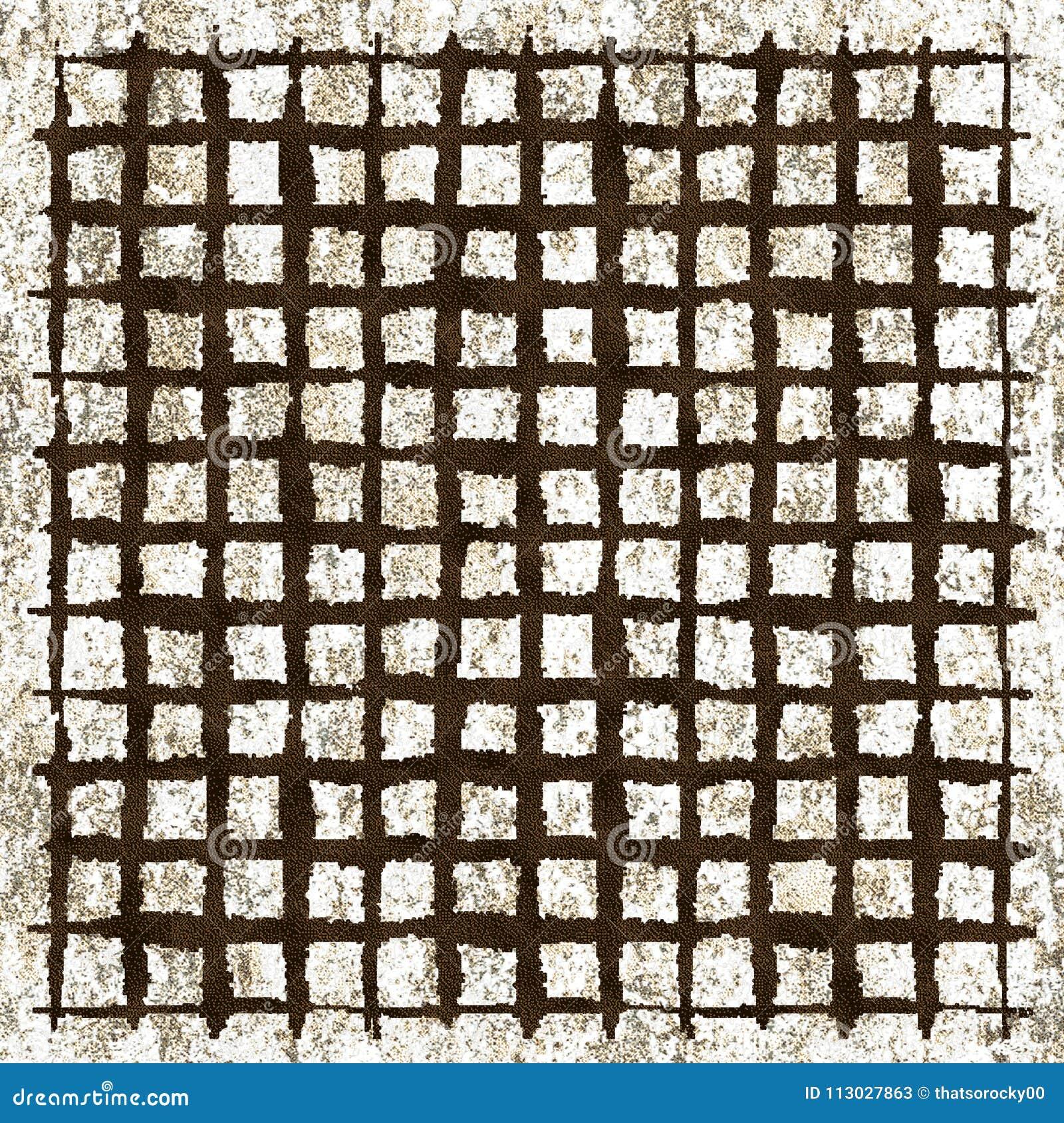 Modelo moderno de la repetición de la textura del batik