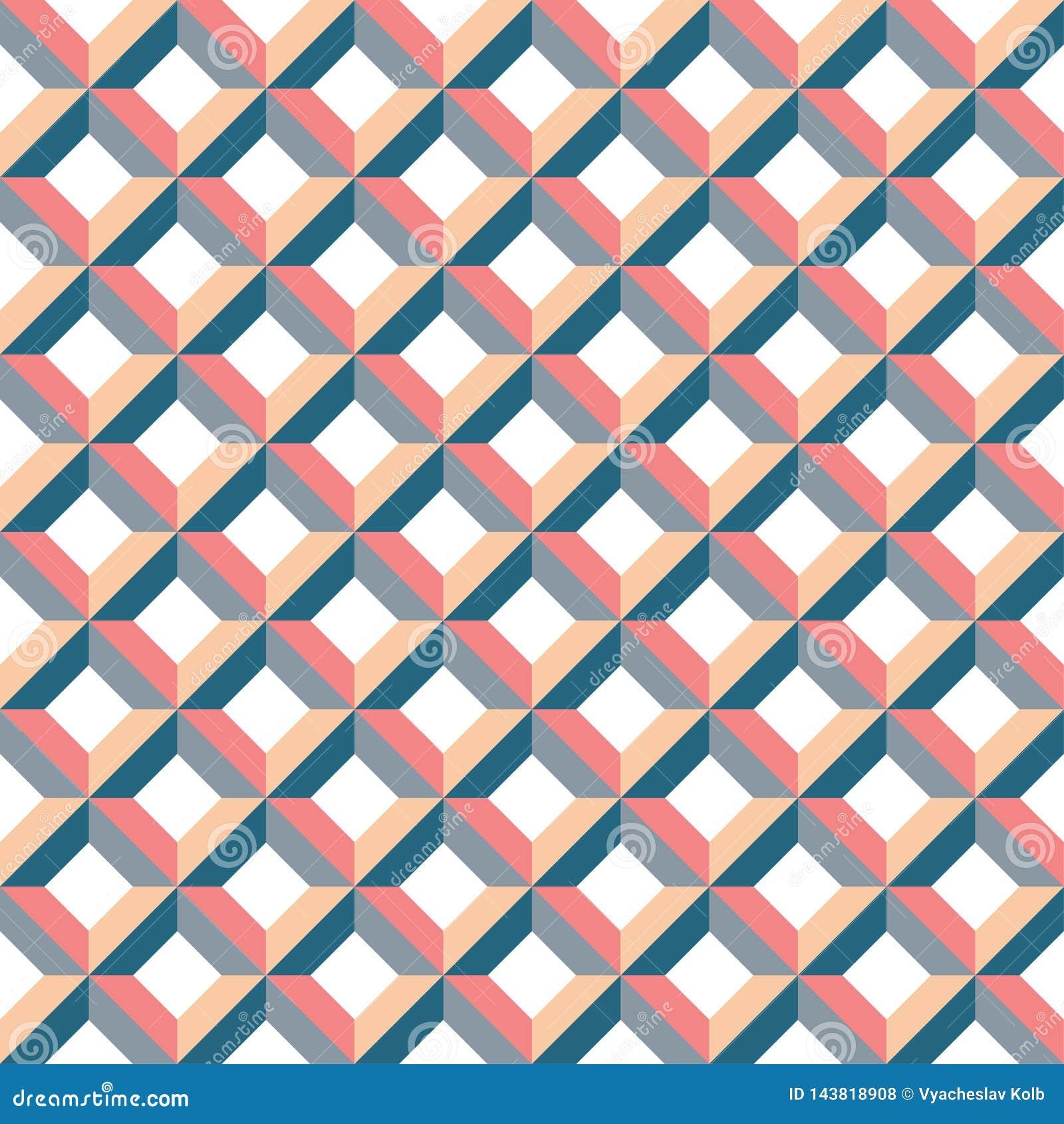 Modelo moderno para el fondo, la teja y las materias textiles