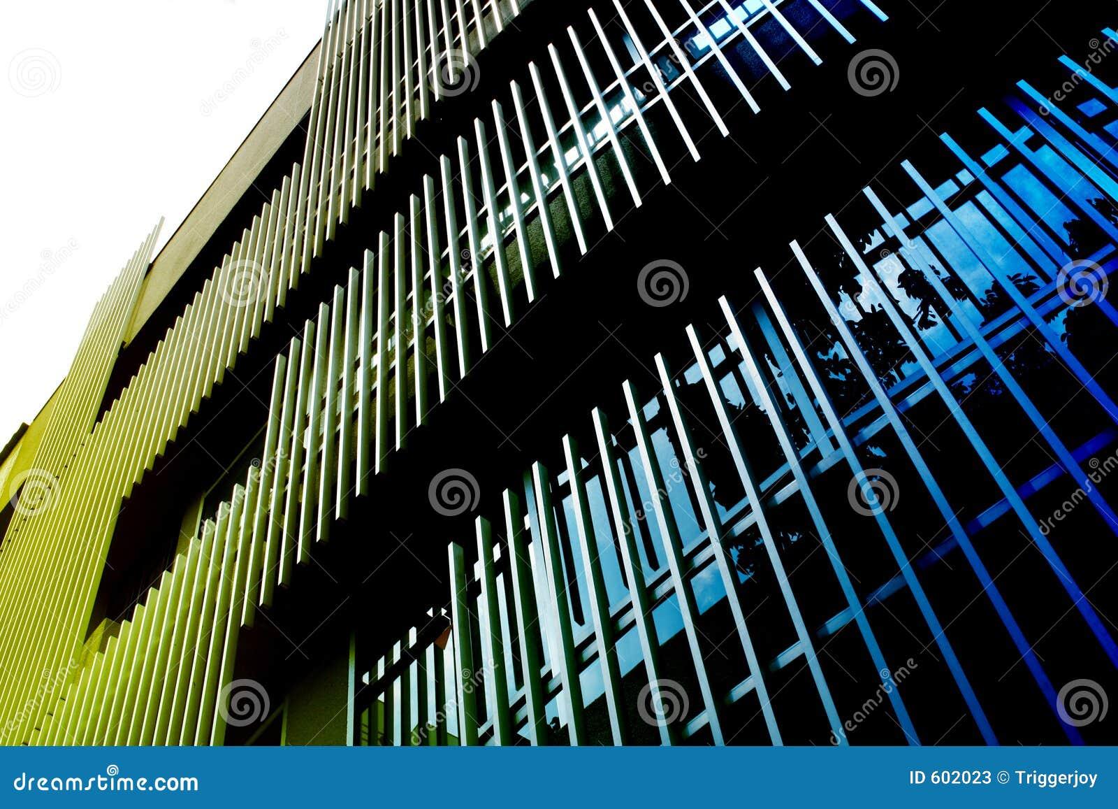 Modelo urbano - edificios
