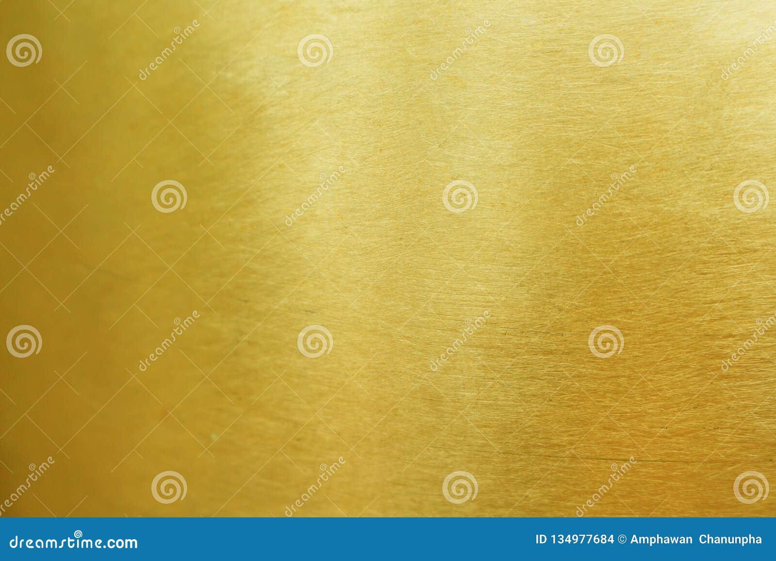 Modelos de cobre amarillo textura, extracto del oro del metal para el fondo
