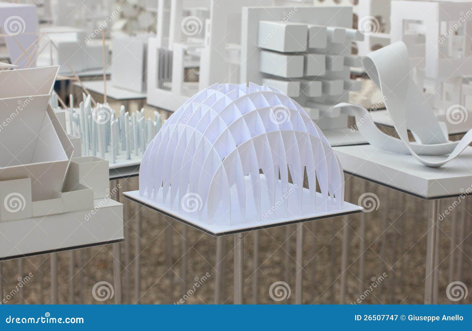 Modelos do estudante da arquitetura