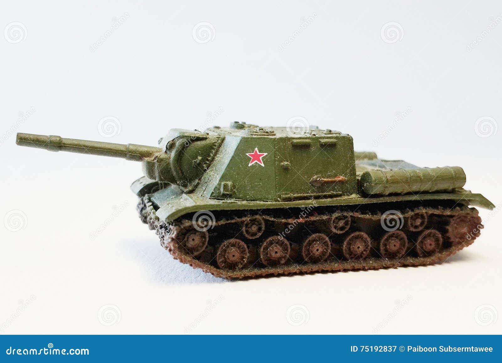 Modelos Miniatura Militares Del Tanque De Batalla Imagen De Archivo Imagen De Arma Tanque 75192837