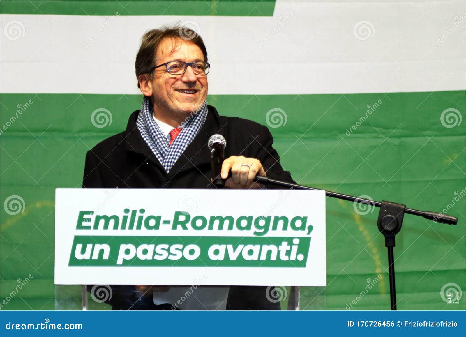Gian Carlo Muzzarelli Mayor Of The City Of Modena ...