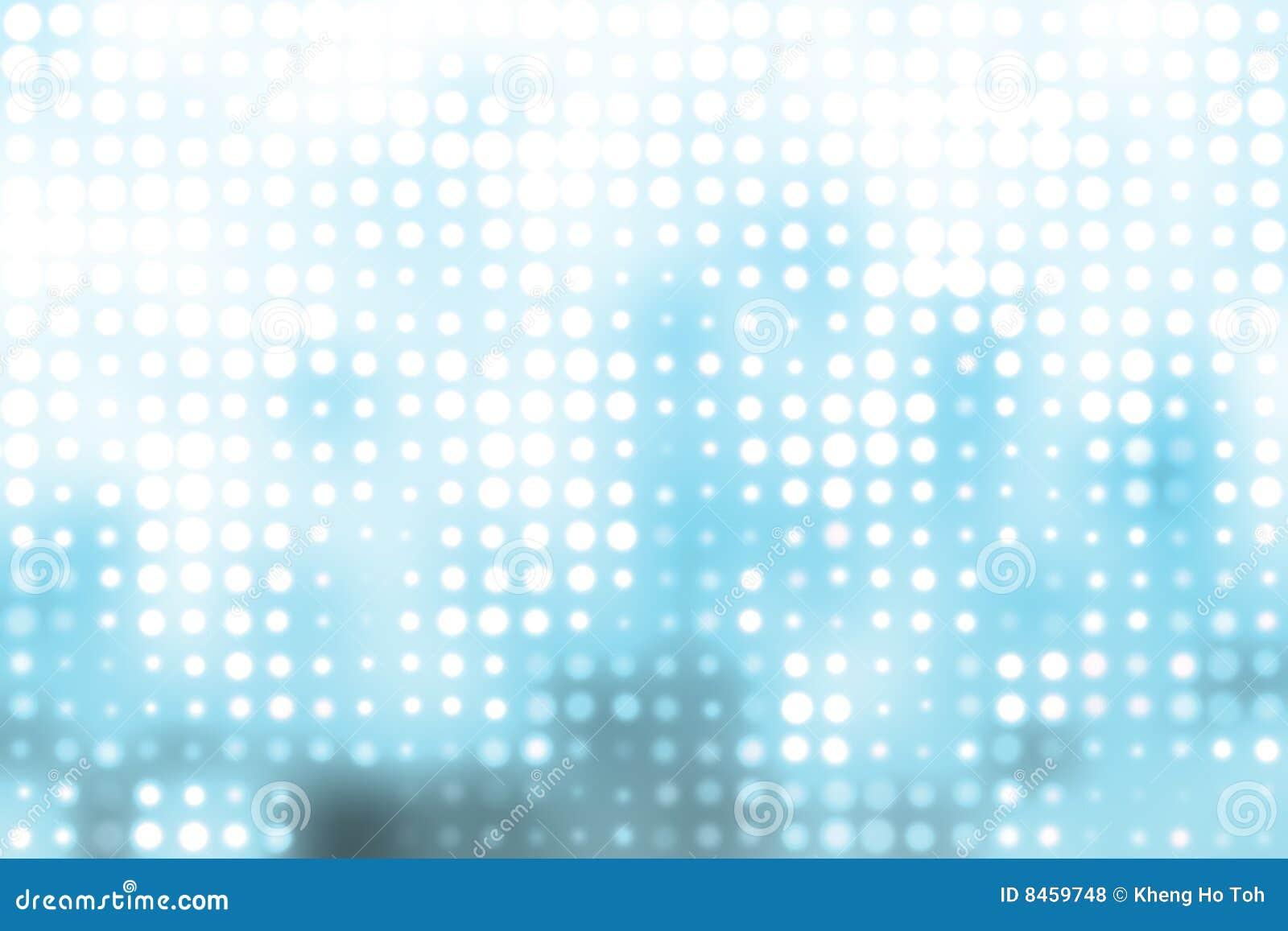 Moderiktig white för abstrakt orbs för bakgrund blåa