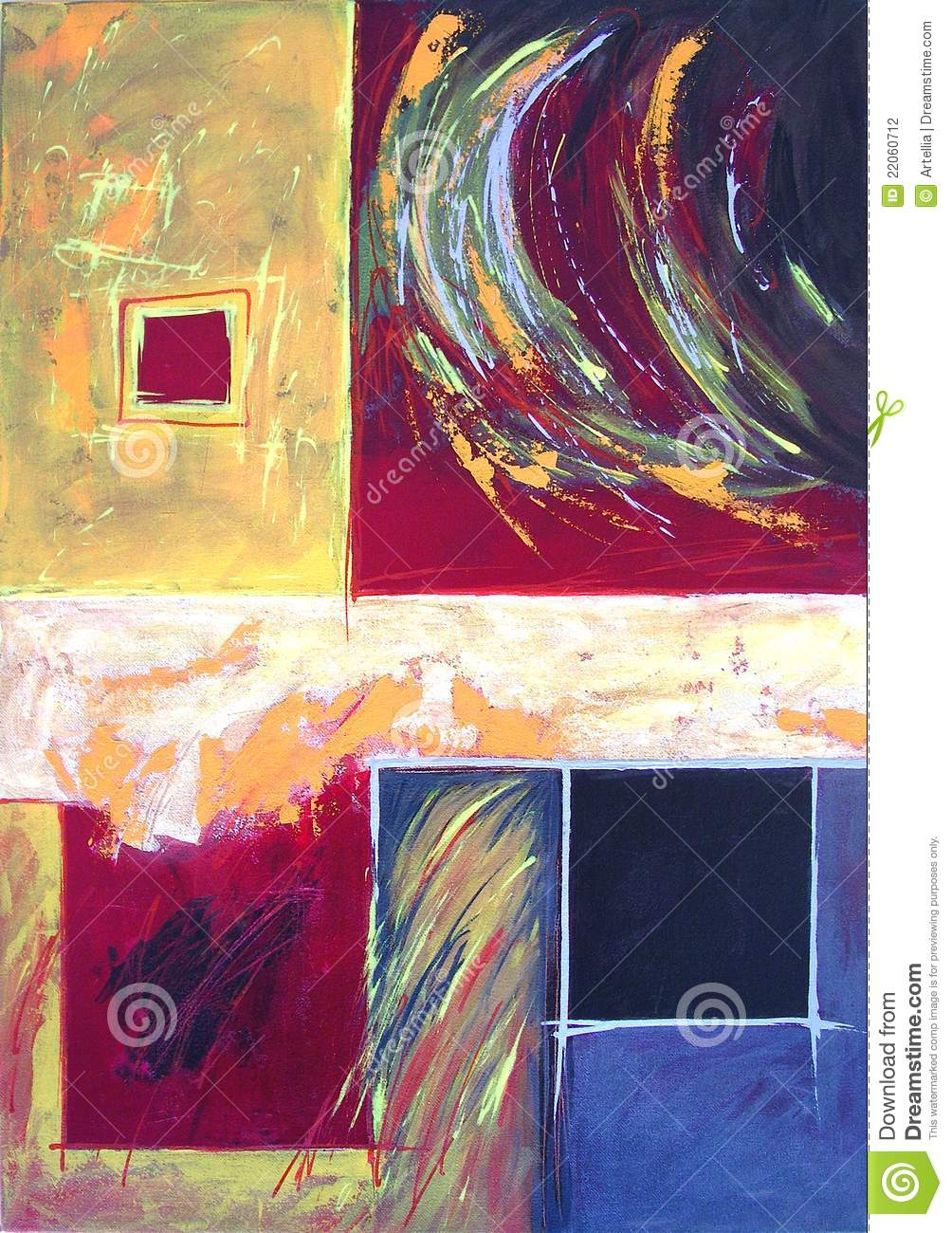 Contemporary Abstract Art Styles